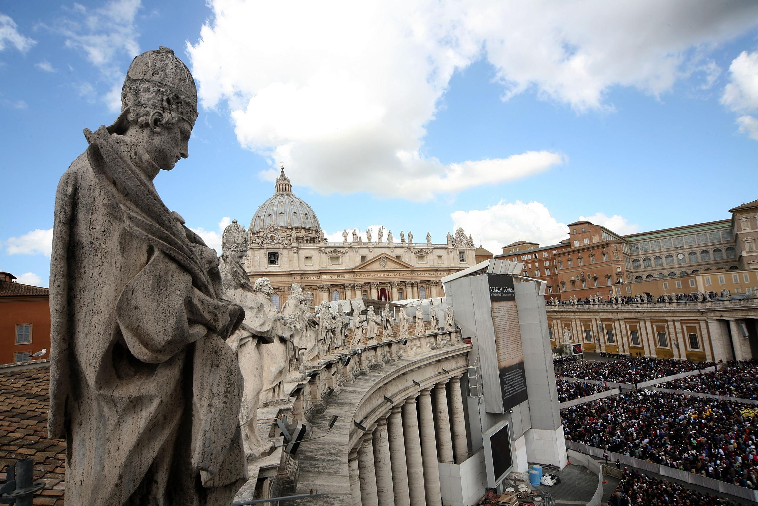Pope Francis is overhauling the Vatican's finances in an effort to refocus it on serving