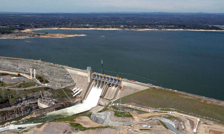 Folsom Lake Water Level 2014