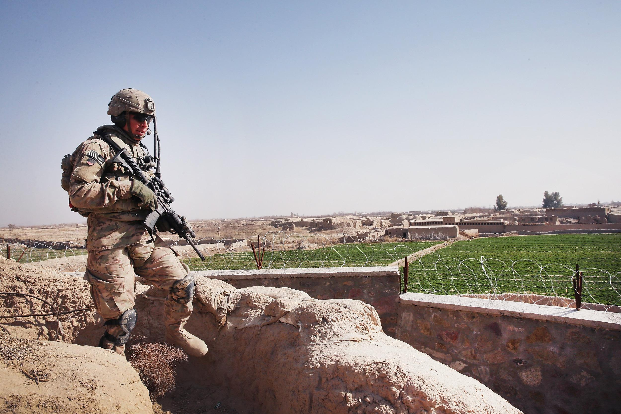 General: U.S. Afghan Focus Will Be 'Very Different' After ...