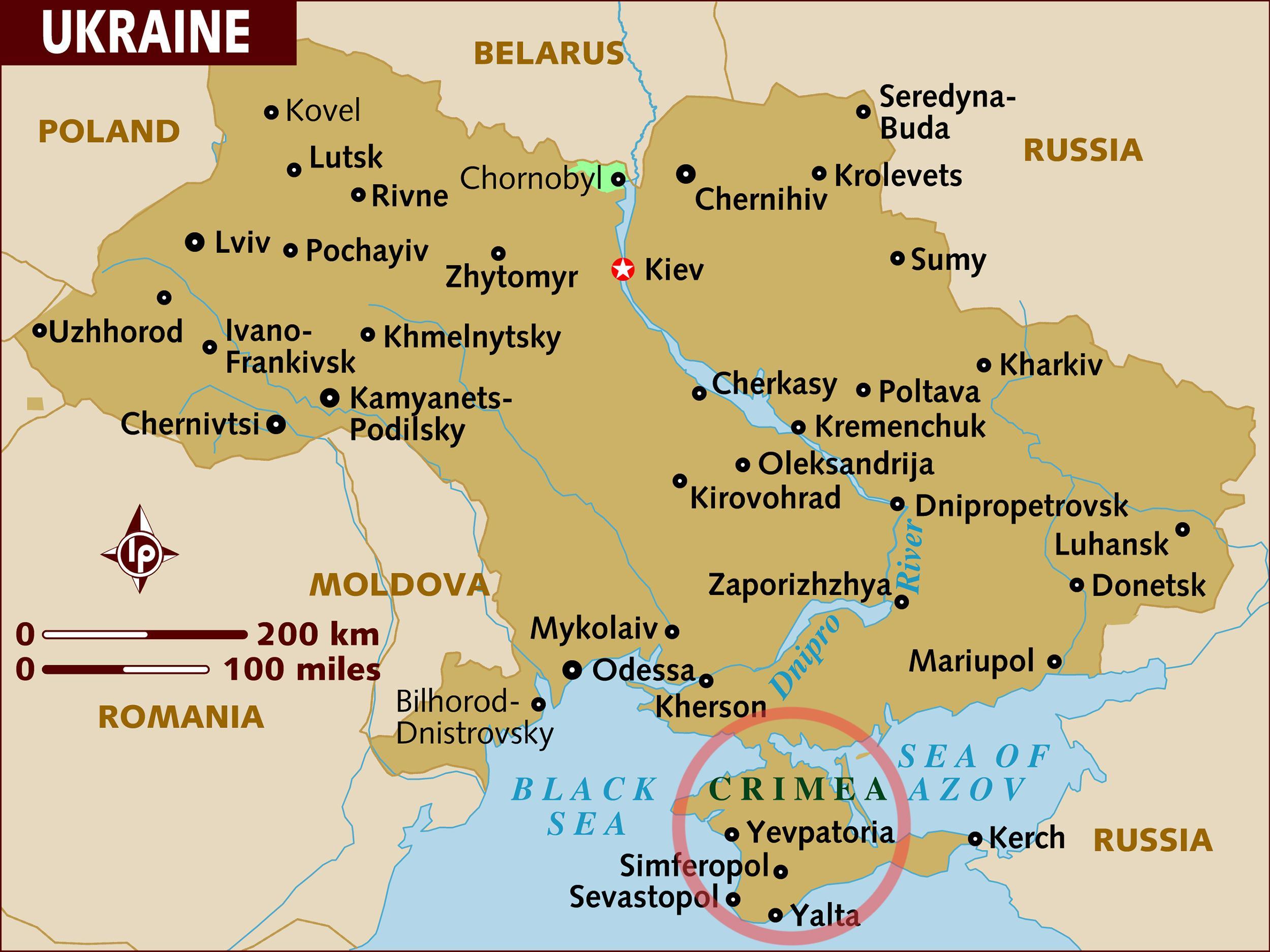Russian Ukrainian 46