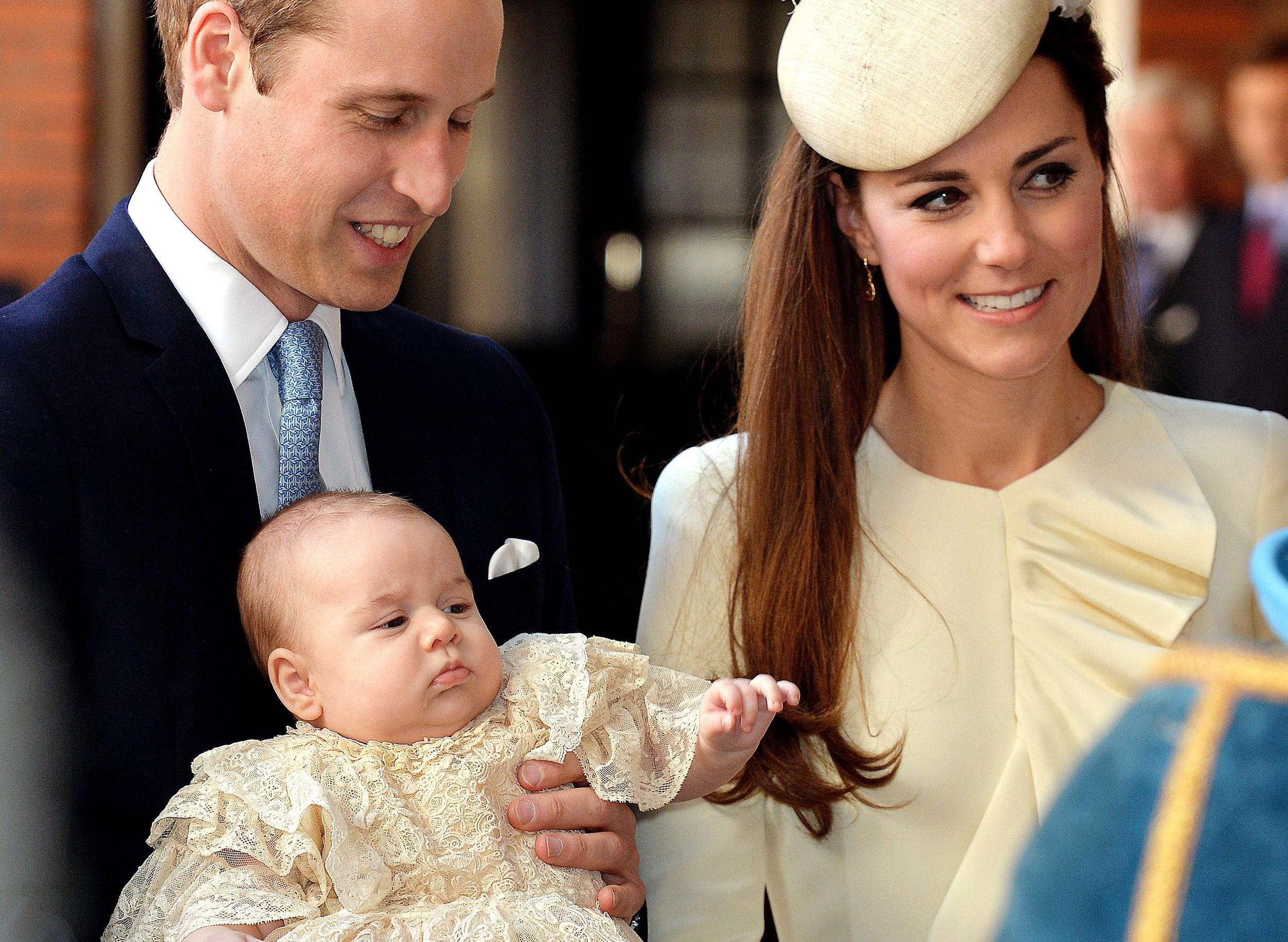 Charlotte's Christening: A Look Back at Royal Tradition