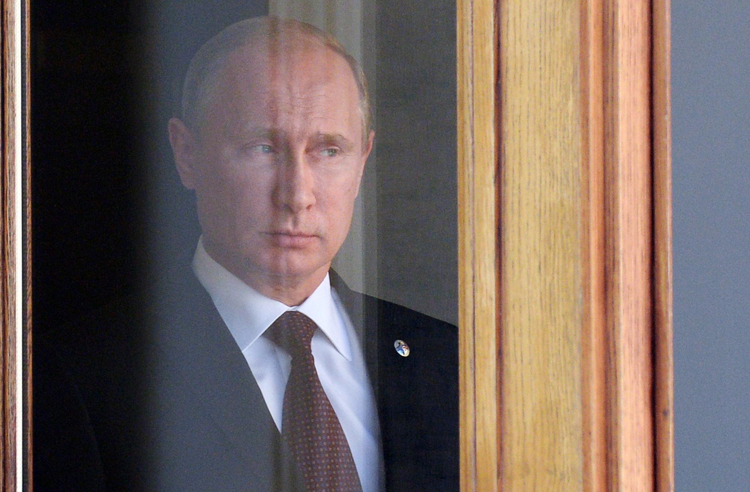 Image: Vladimir Putin