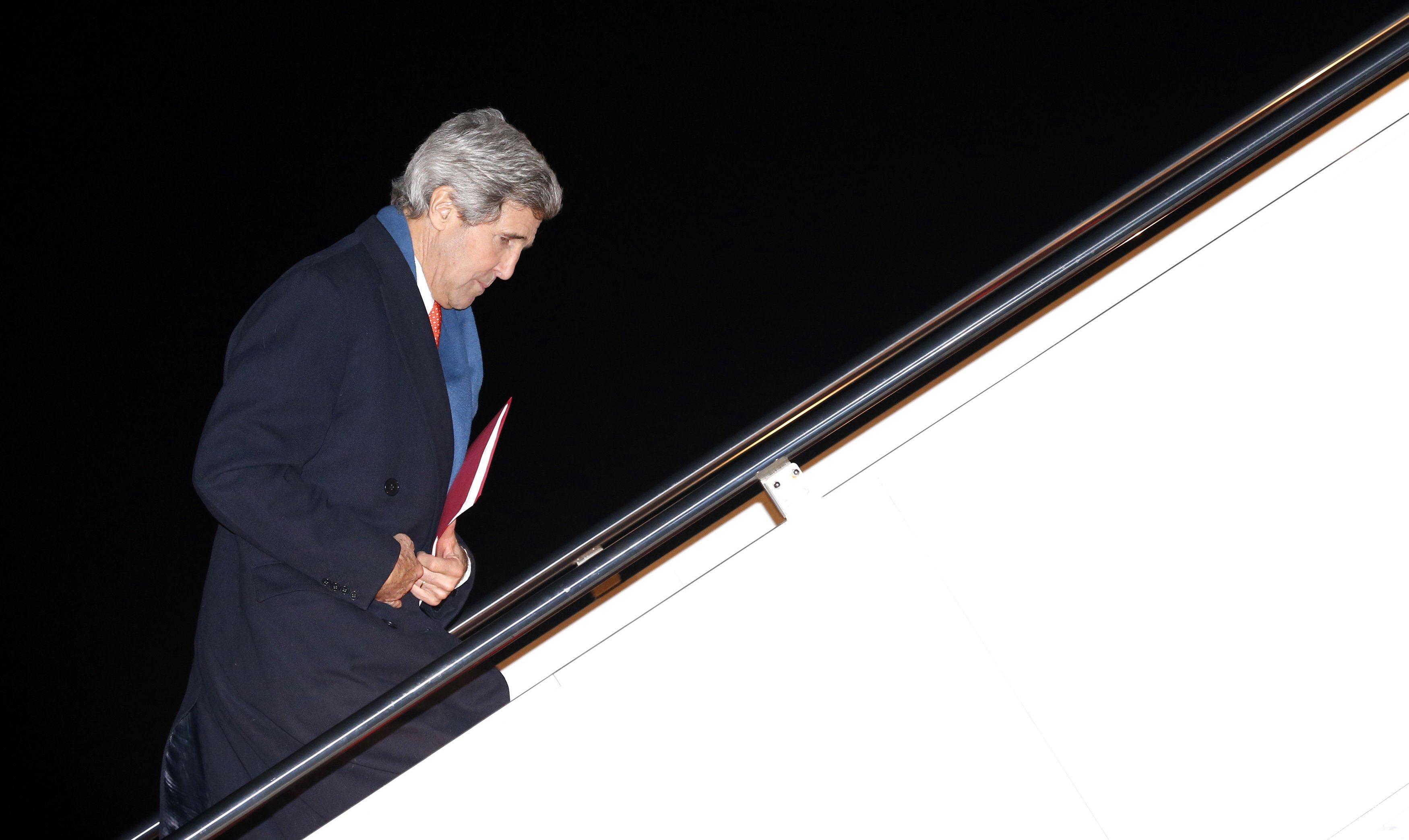 Image: Secretary of State John Kerry