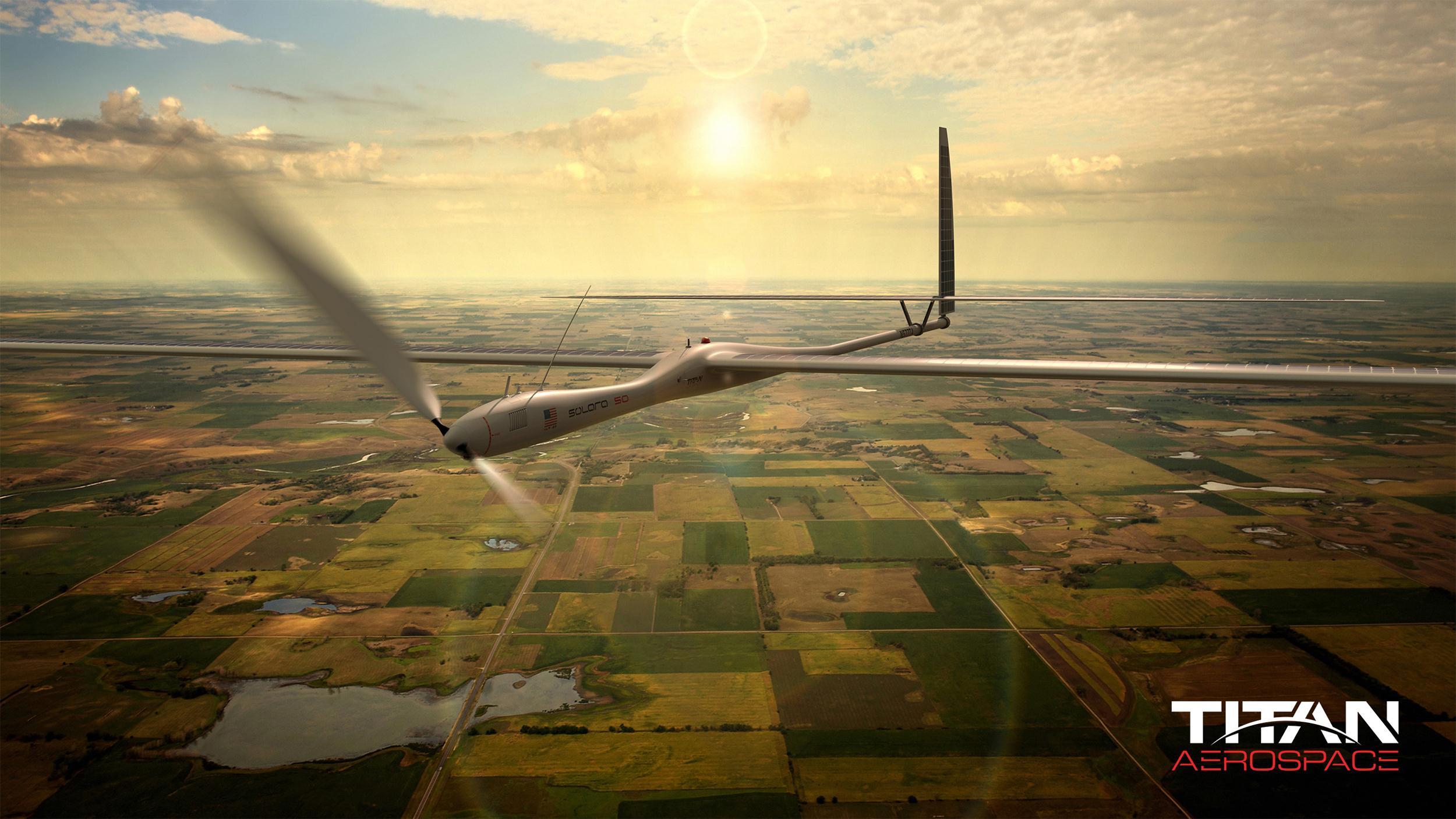 Facebook to Buy Drone Company Titan Aerospace for $60 Million