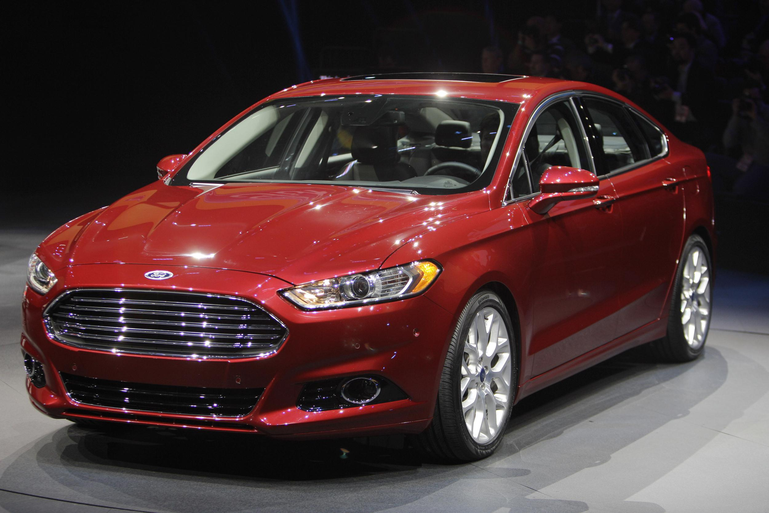 Image: 2013 Ford Fusion