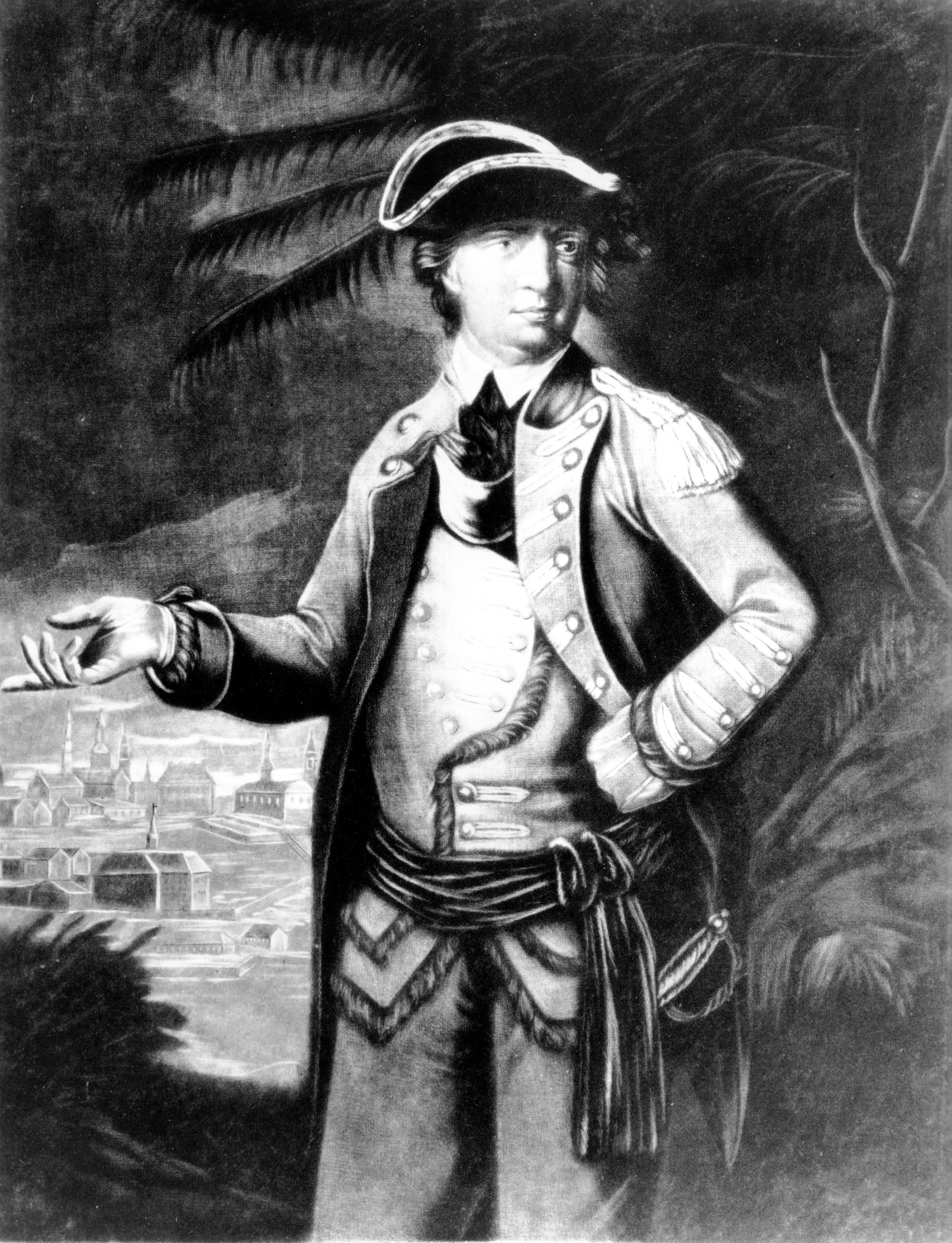 Why Benedict Arnold Is...