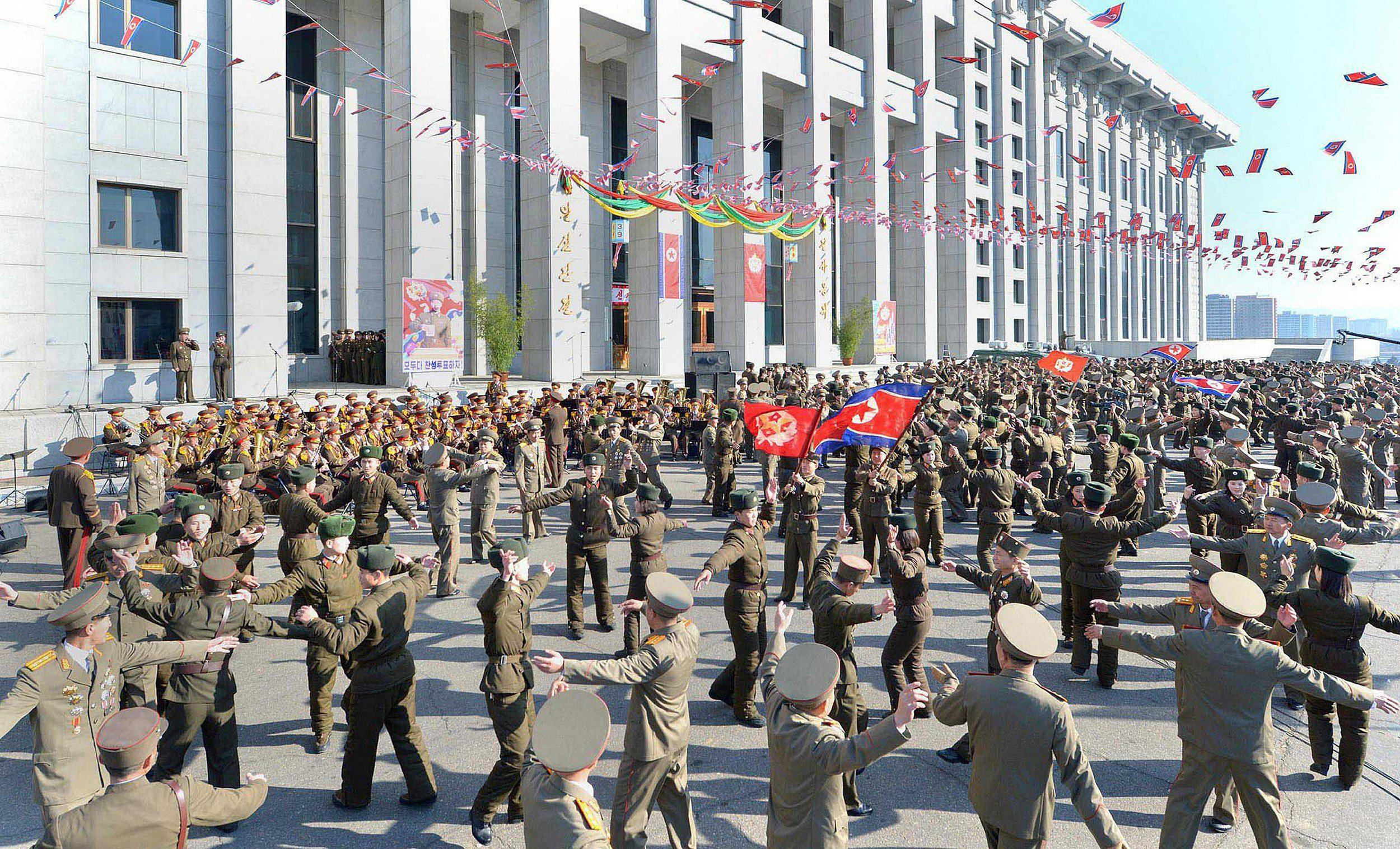 Image: NKOREA-POLITICS-VOTE-LEADER