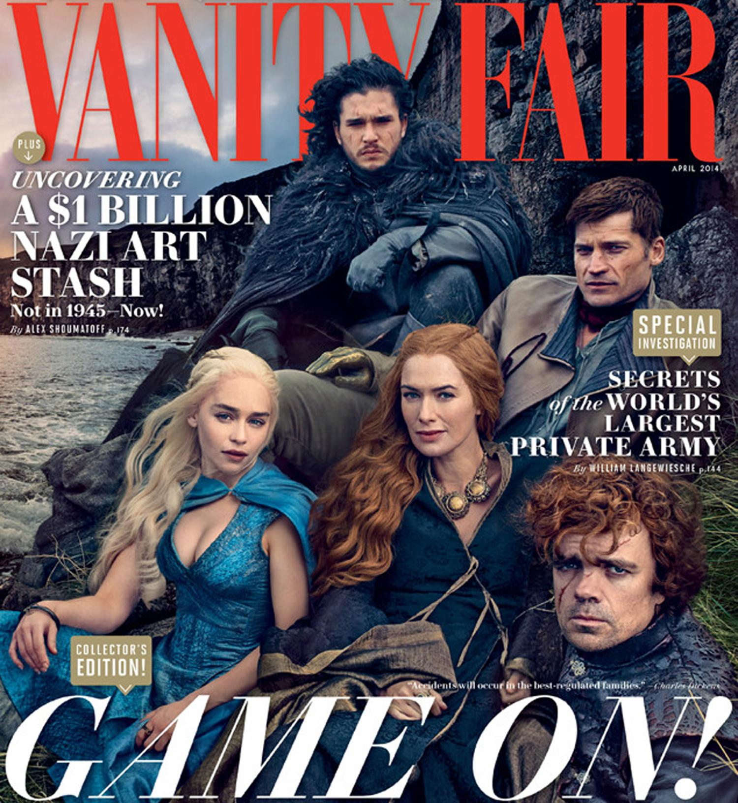 Game of Thrones Creators Know How Series Ends NBC News