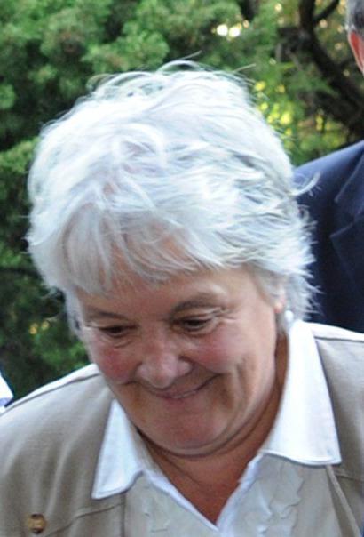 Image: Uruguayan Senator Lucia Topolansky