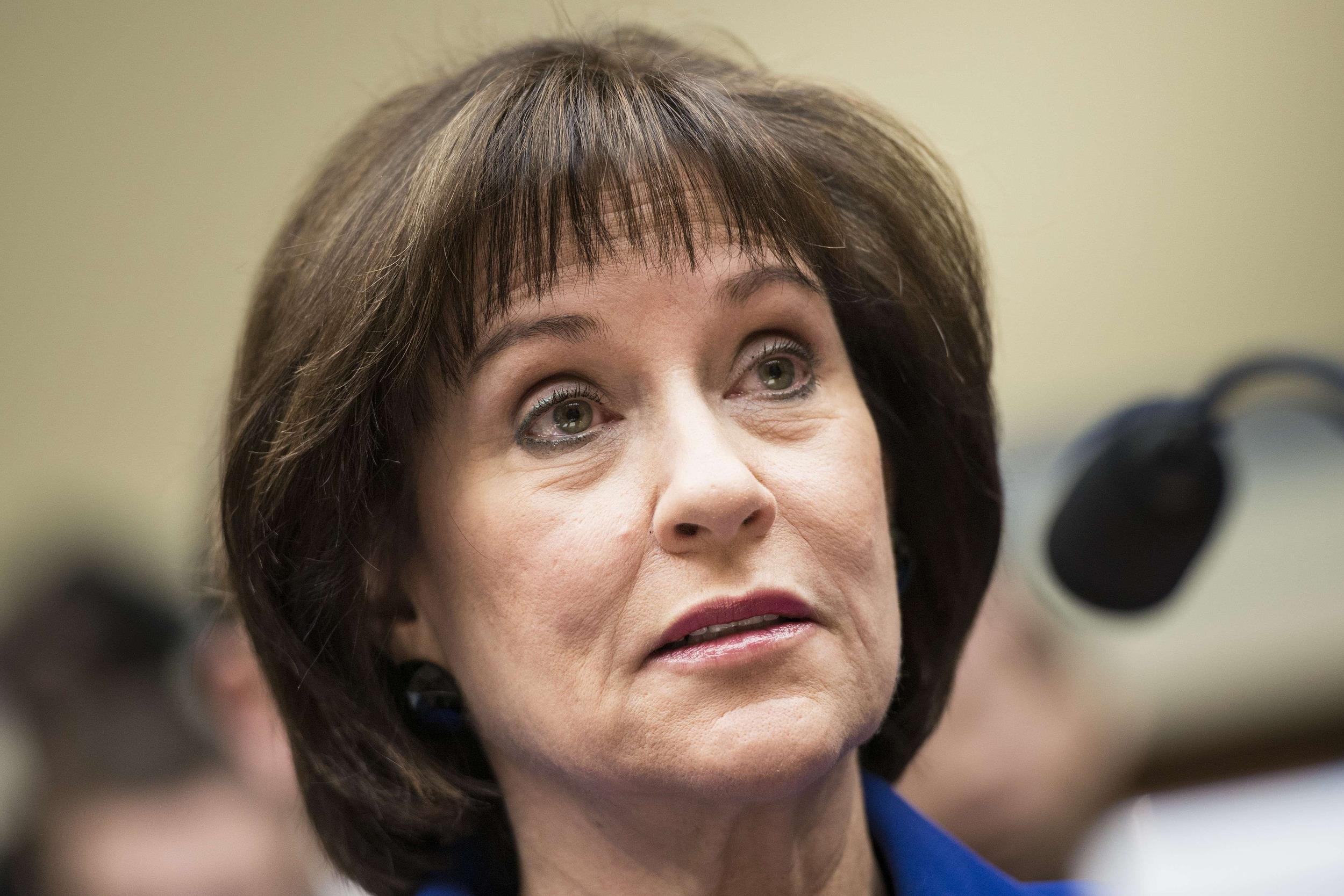 Image: US-POLITICS-IRS-LERNER