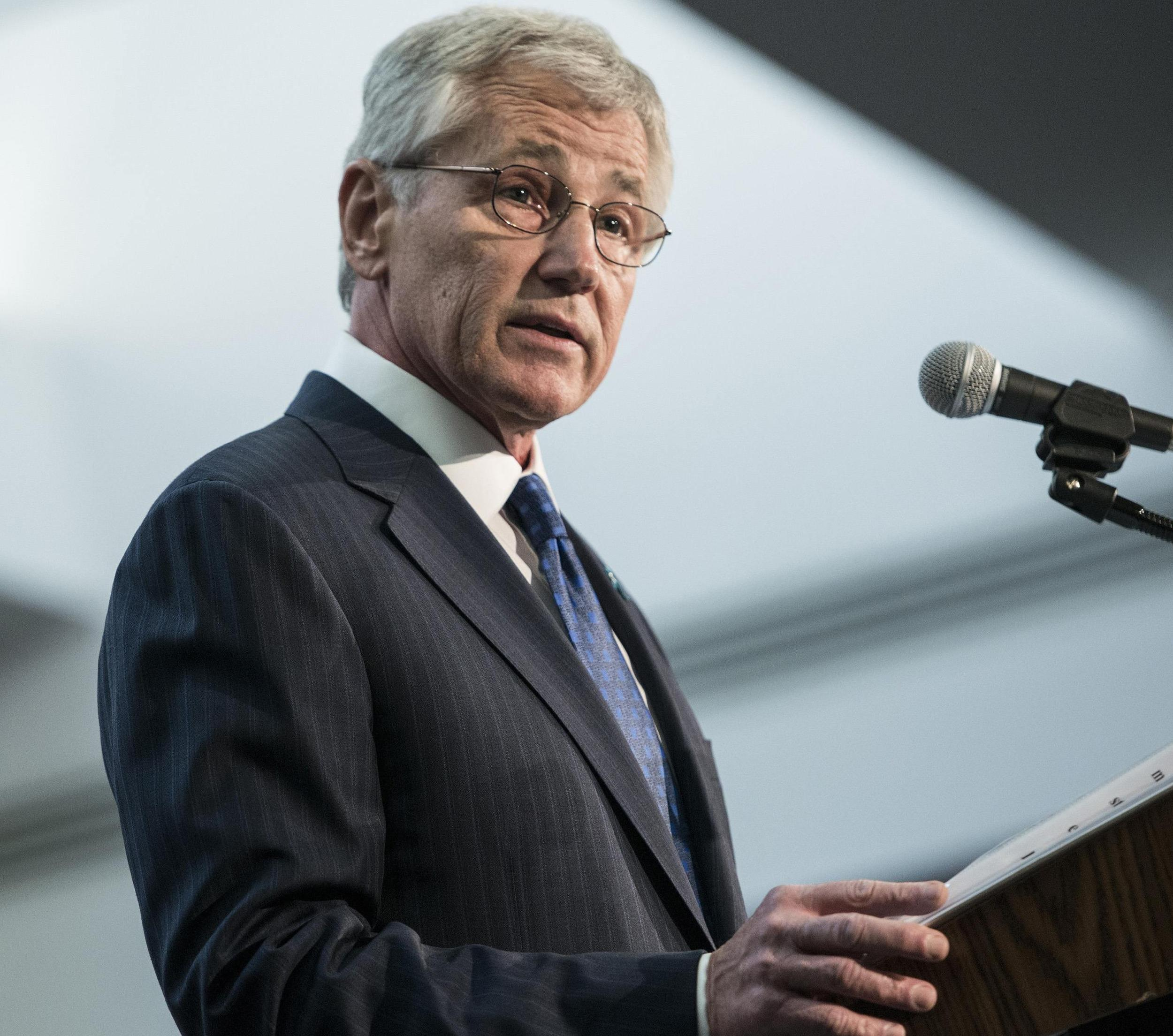 Image: U.S. Secretary of Defense Hagel