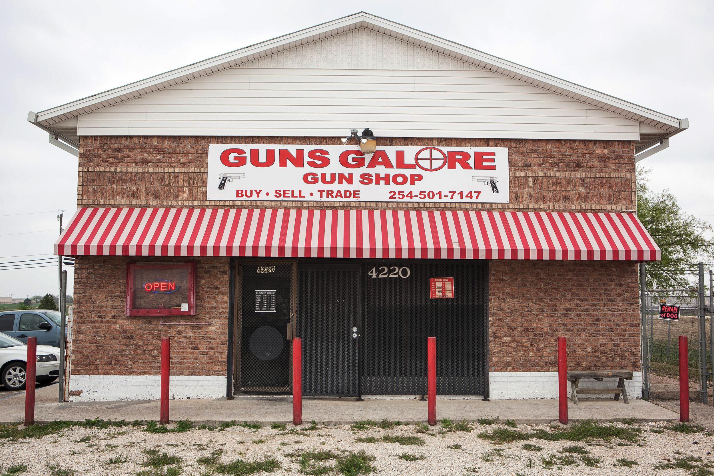 Image: Guns Galore in Killeen, Texas