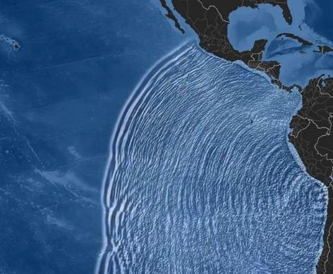 Simulation Video Shows Ripple of Tsunami Waves After Chile ...