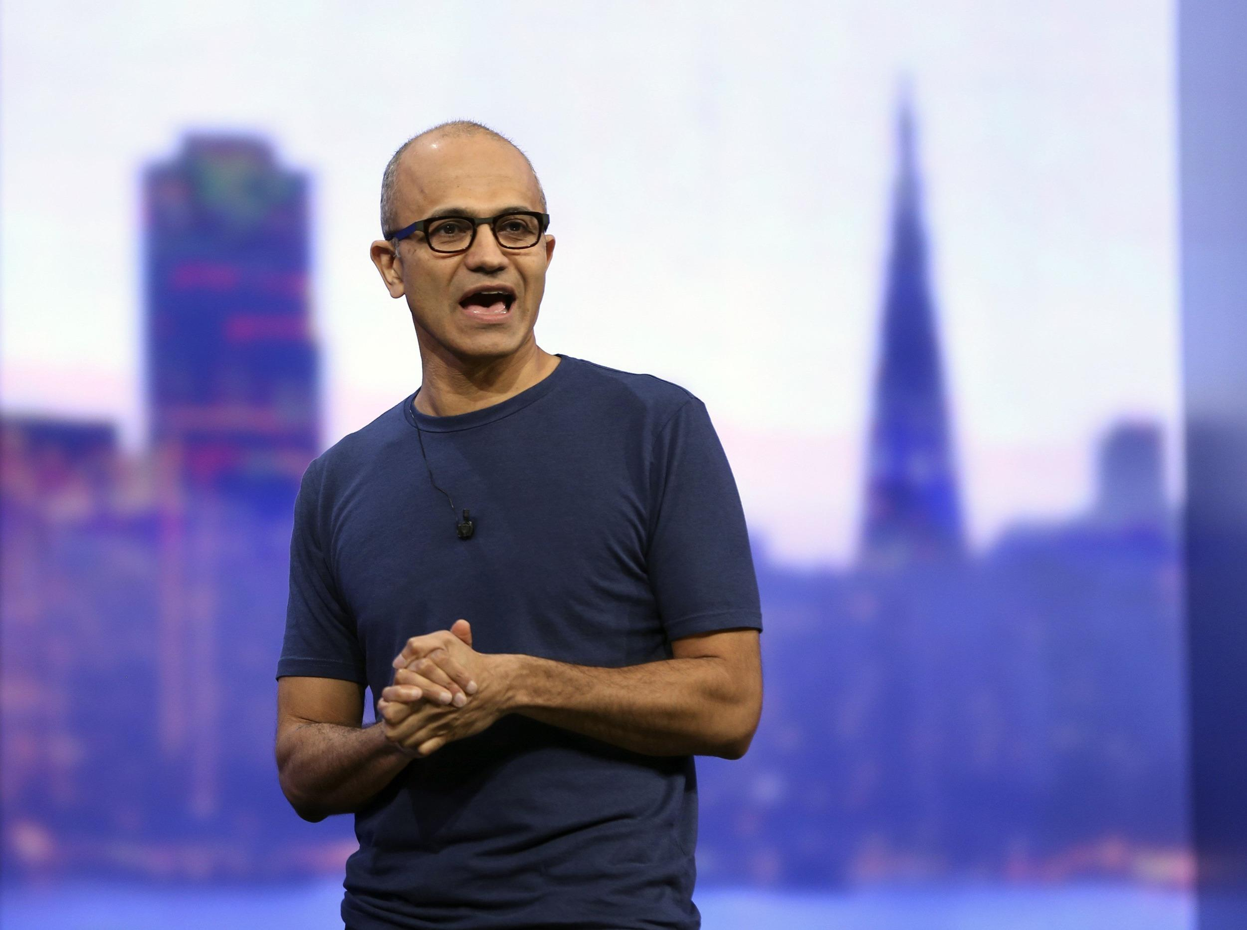 Is Microsoft CEO Satya Nadella the corporate reincarnation of Bill Gates? The Microsoft faithful sure hope so.
