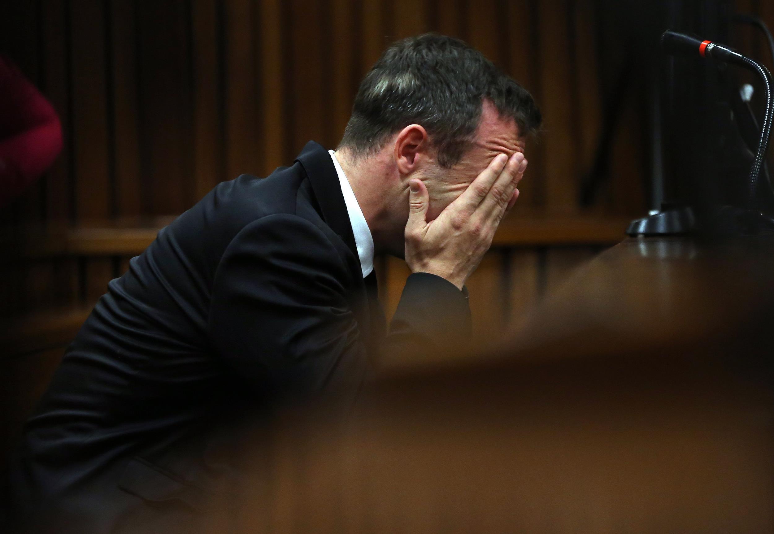 Oscar Pistorius Trial Anguish, Panic, Remors...