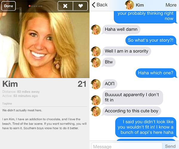 Tinder safe dating a scam