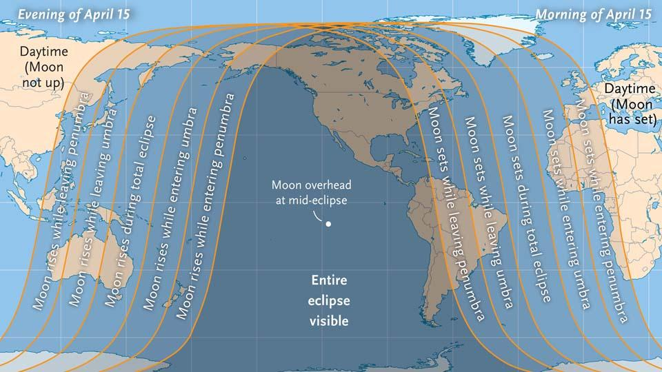 Image: Eclipse map