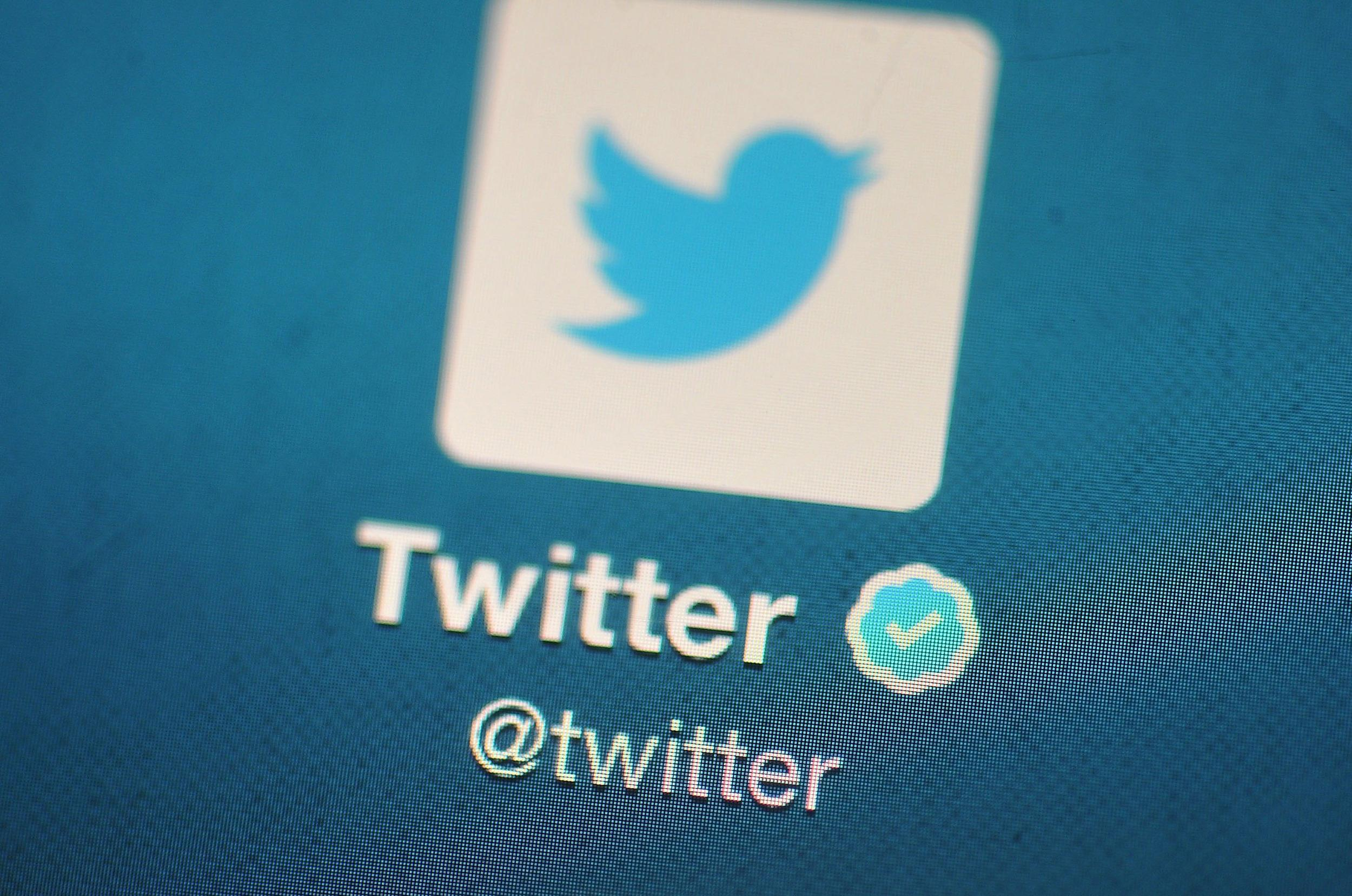 Image: Social Media Site Twitter Debuts On The New York Stock Exchange