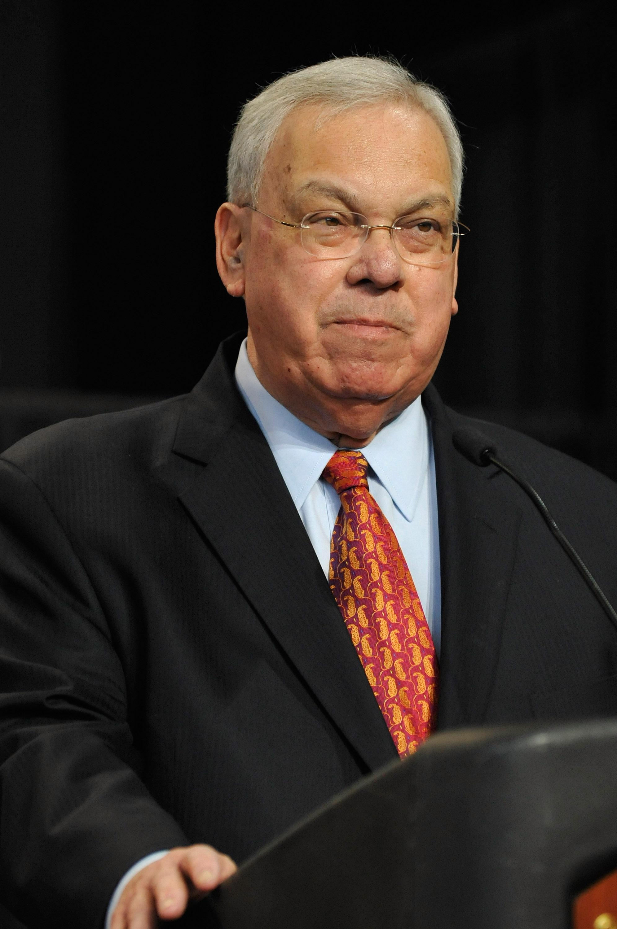 Image: FILE: Boston Mayor Menino Not To Seek Sixth Term