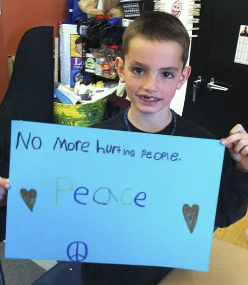 Image: Boston Marathon bombing victim Martin Richard