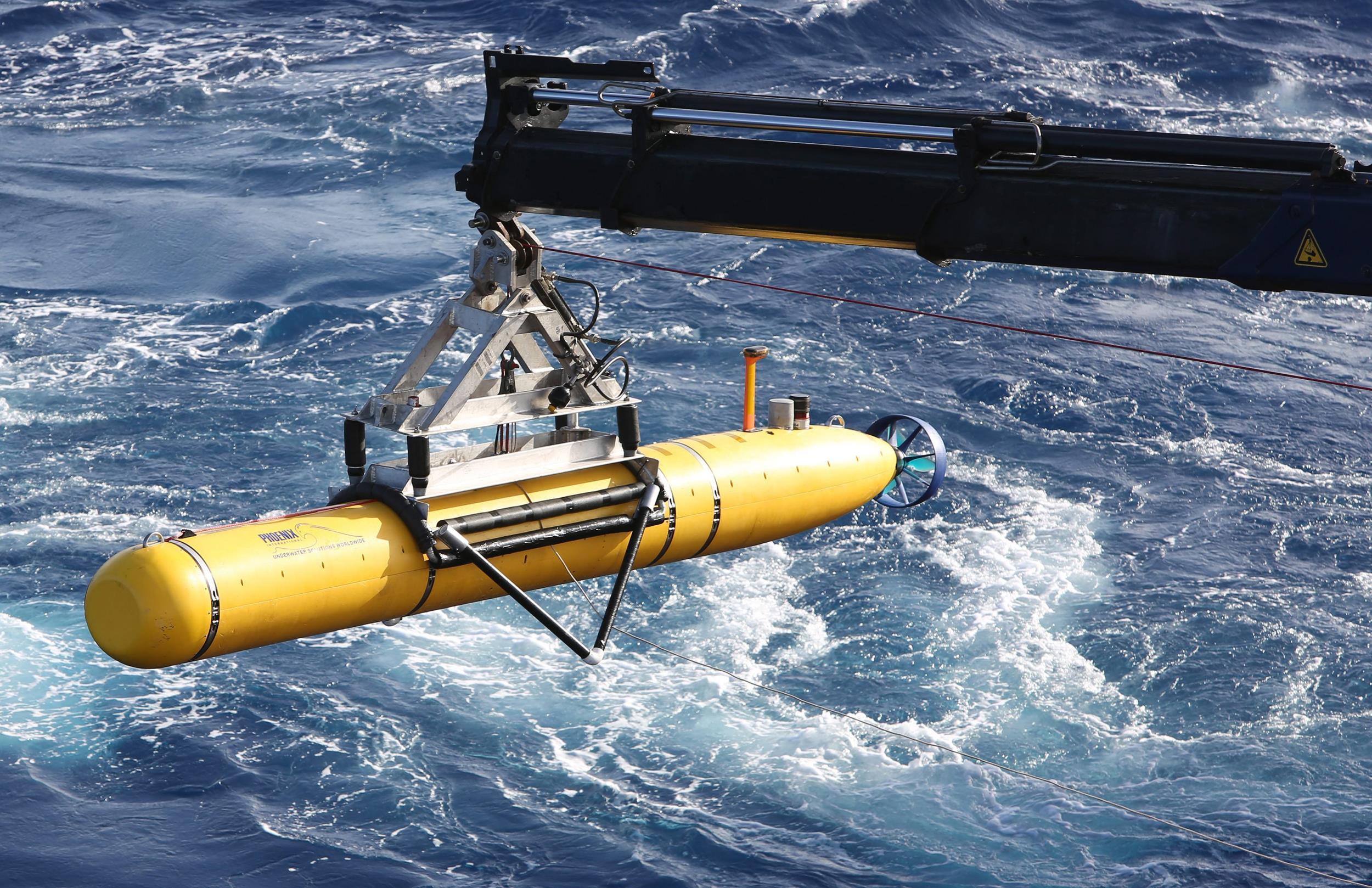 The Phoenix Autonomous Underwater Vehicle (AUV) Bluefin-21