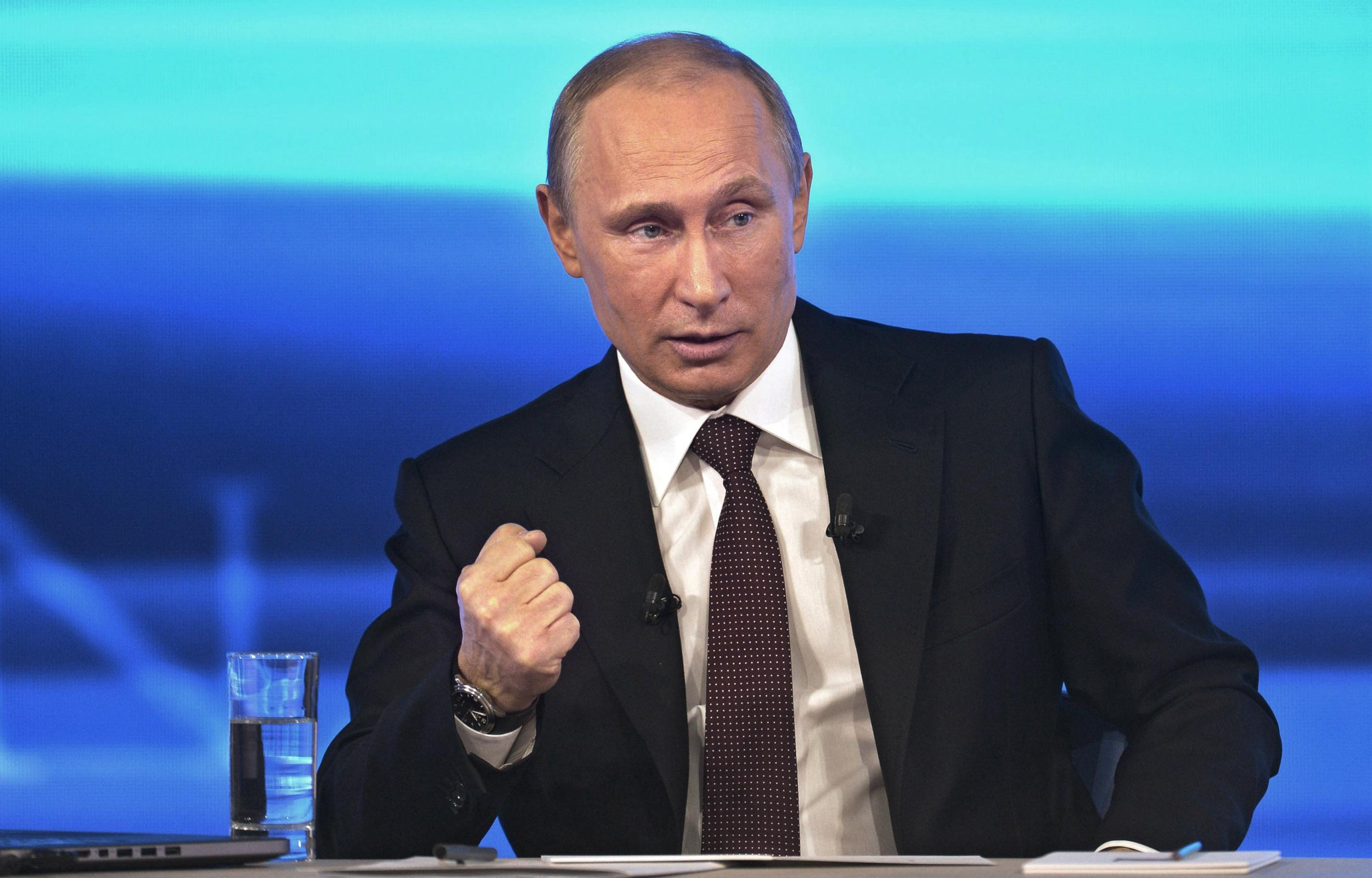 Путин: Волге необходимо уделить пристальное внимание в этом году