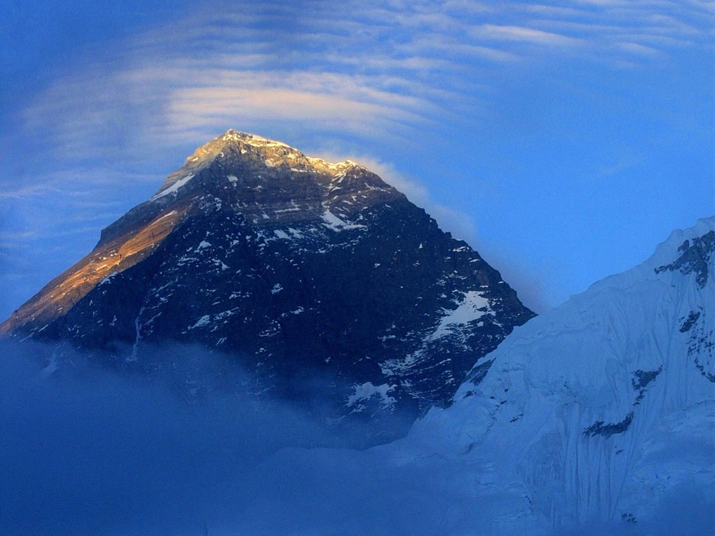 Image: Mount Everest