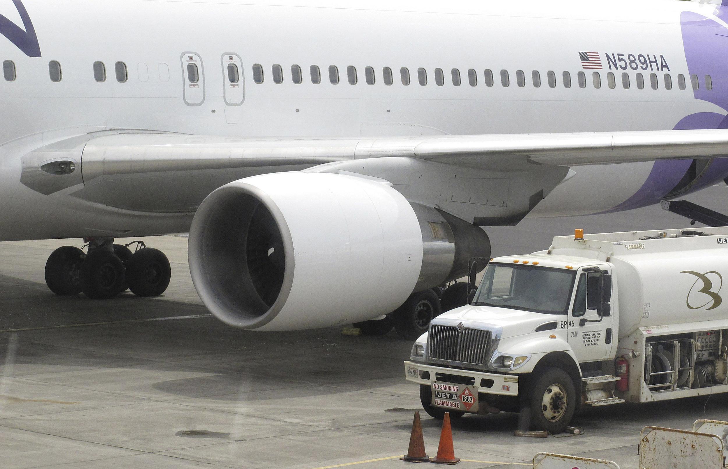 Image: Hawaiian Airlines Flight 45