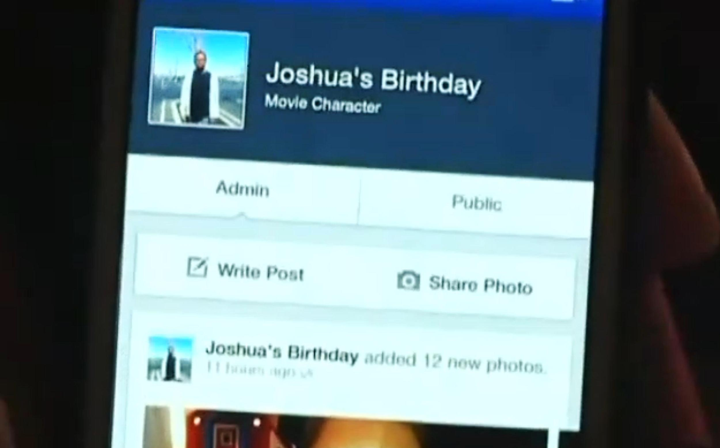Image: An autistic boy's mom started a Facebook page so he could have
