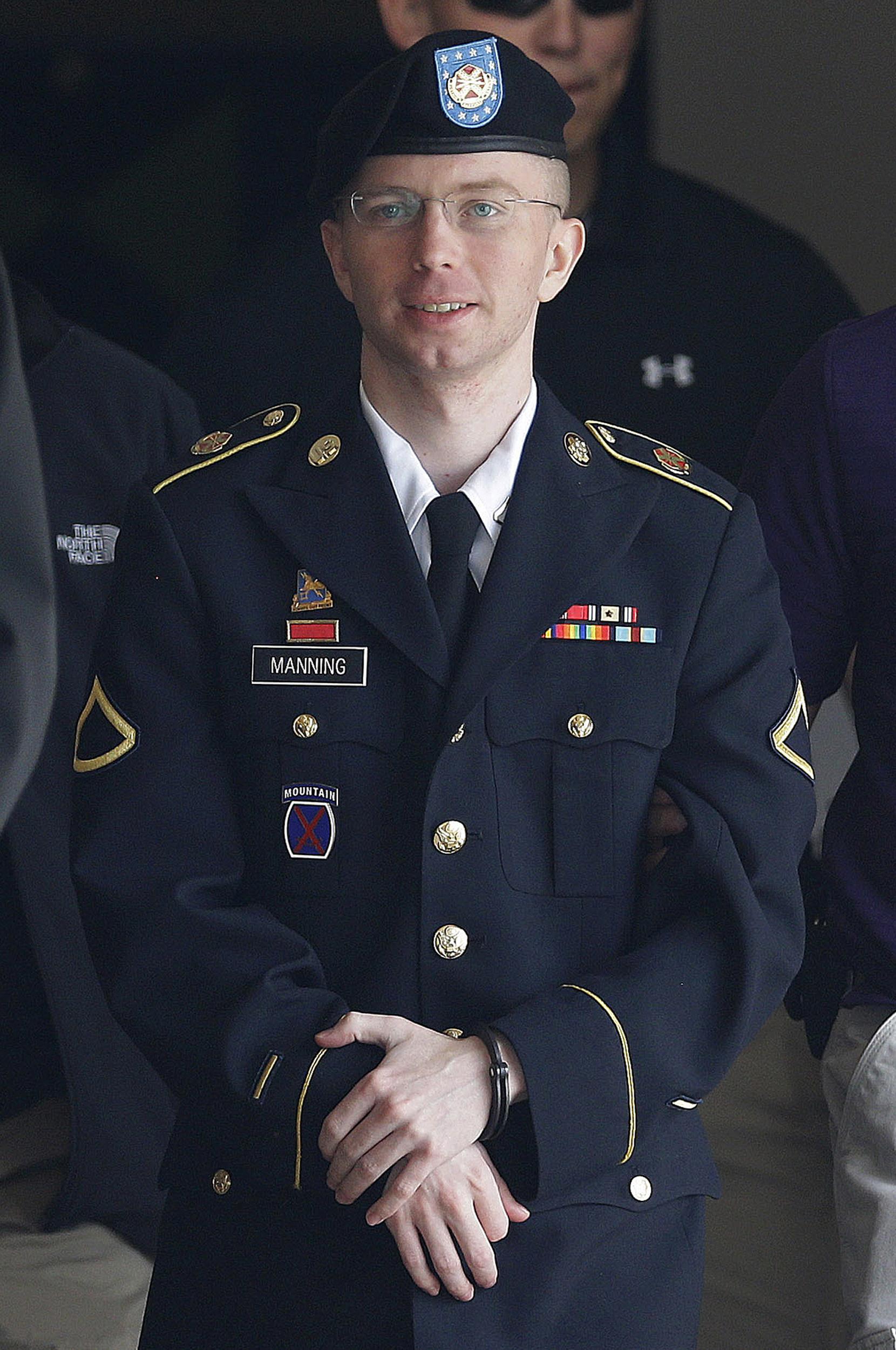 Image: Bradley Manning