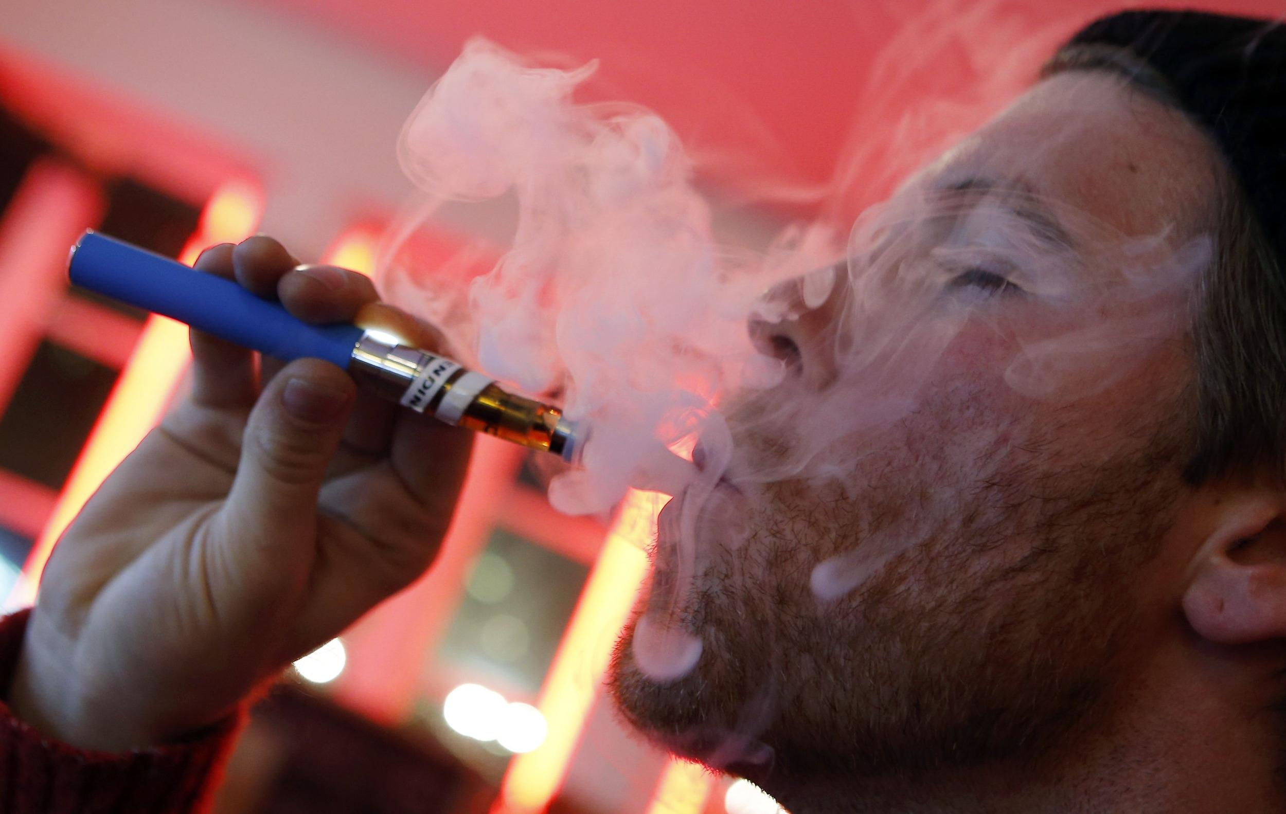 The e-cig industry blew a big vapor ring of relief about the FDA's proposed regulations for the booming $2 billion industry: not as bad as feared.