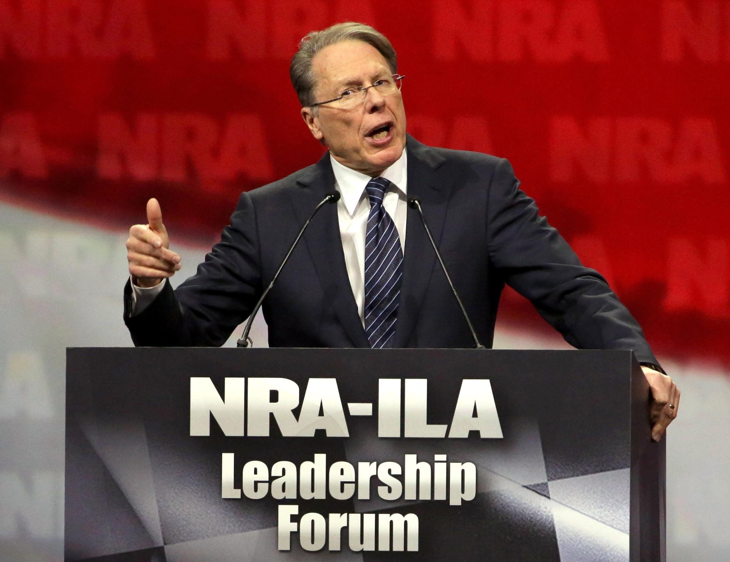 Image: NRA Convenes For Annual Meeting In Indianapolis
