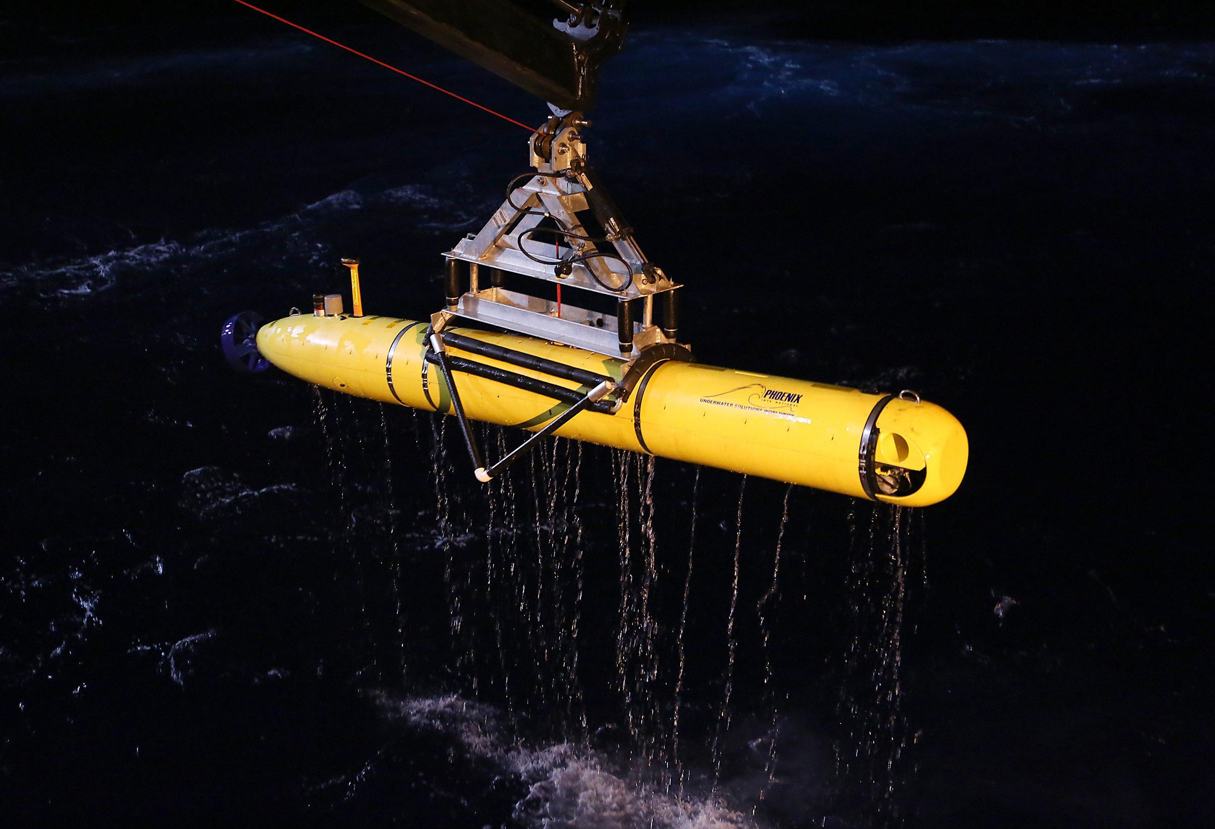 Image: The Phoenix Autonomous Underwater Vehicle (AUV) Artemis
