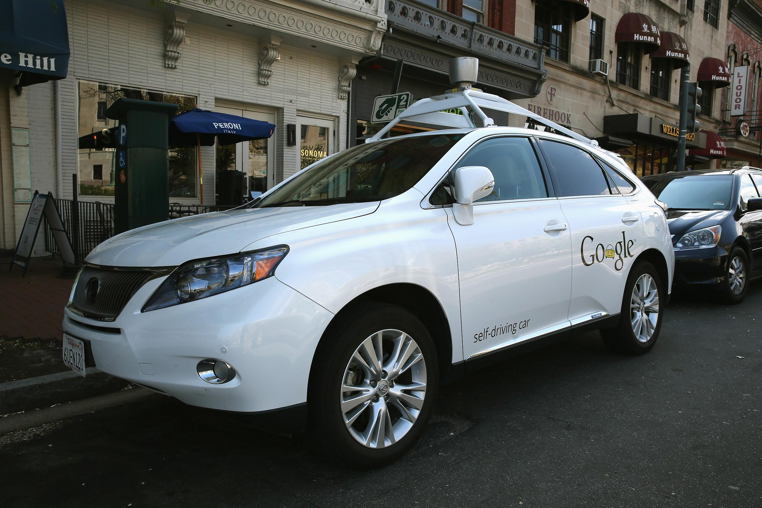 The Zone August 2014 F12 Selfdriving Gps Following Car Embedded Systems Learning In California And Nevada Google Engineers Have Already Tested Self Driving Cars On More Than 200000 Miles 321869 Kilometers Of Public Highways
