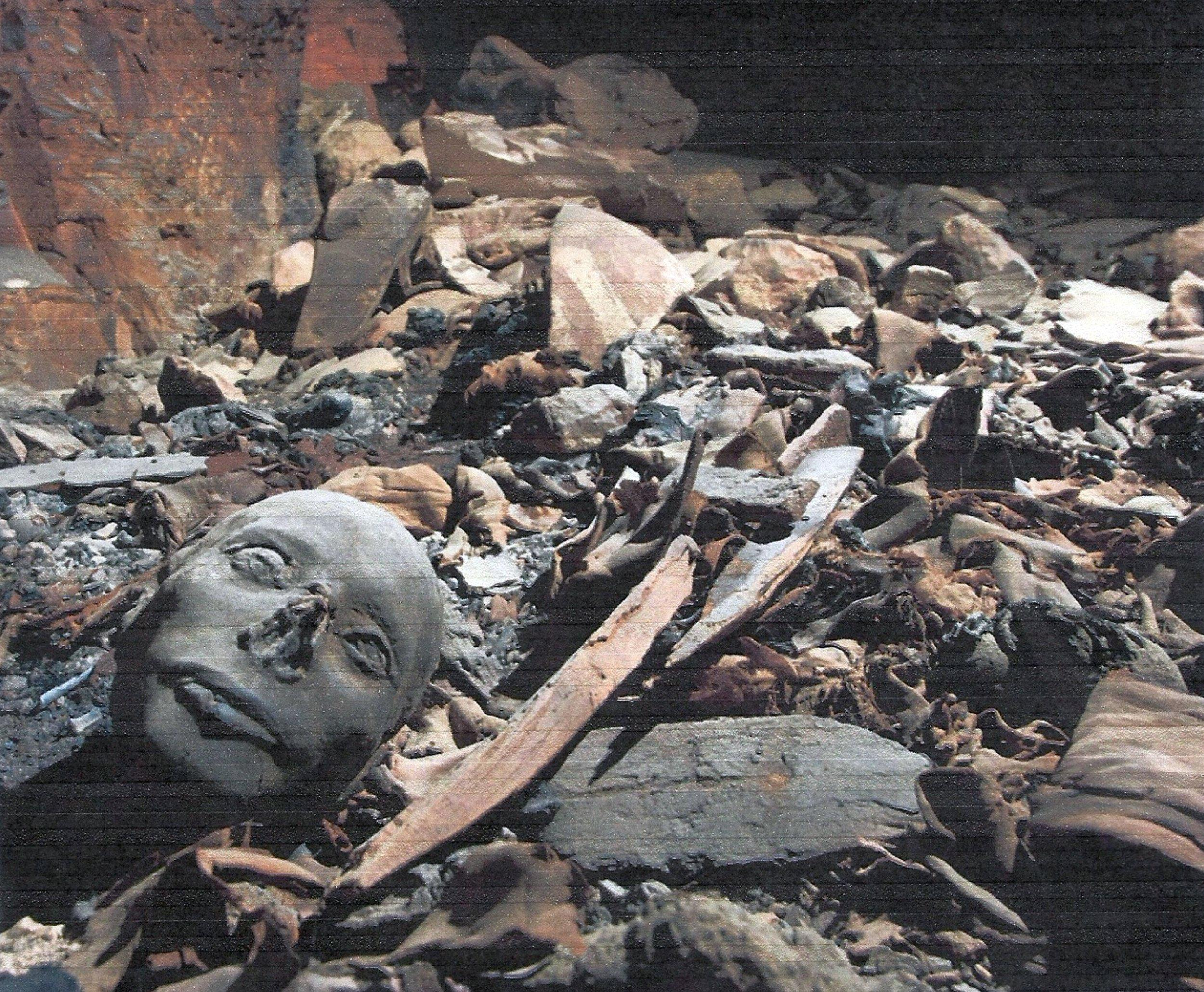 Image: mummies in Egypt