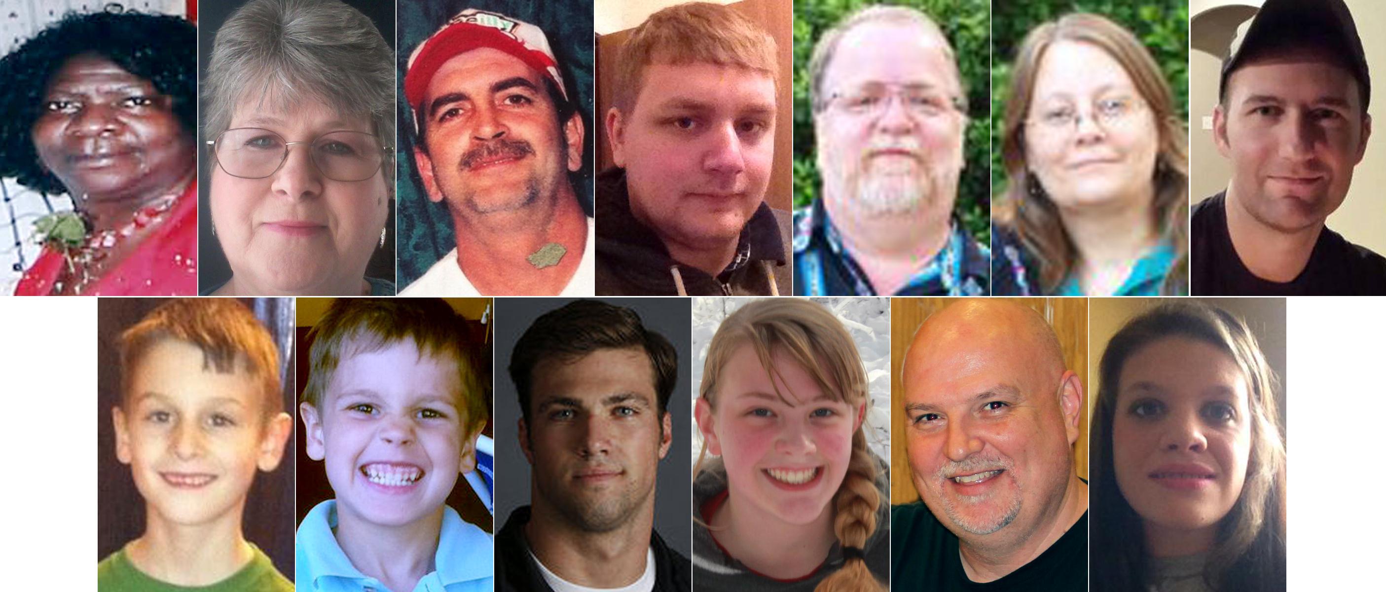Image: Tornado Victims