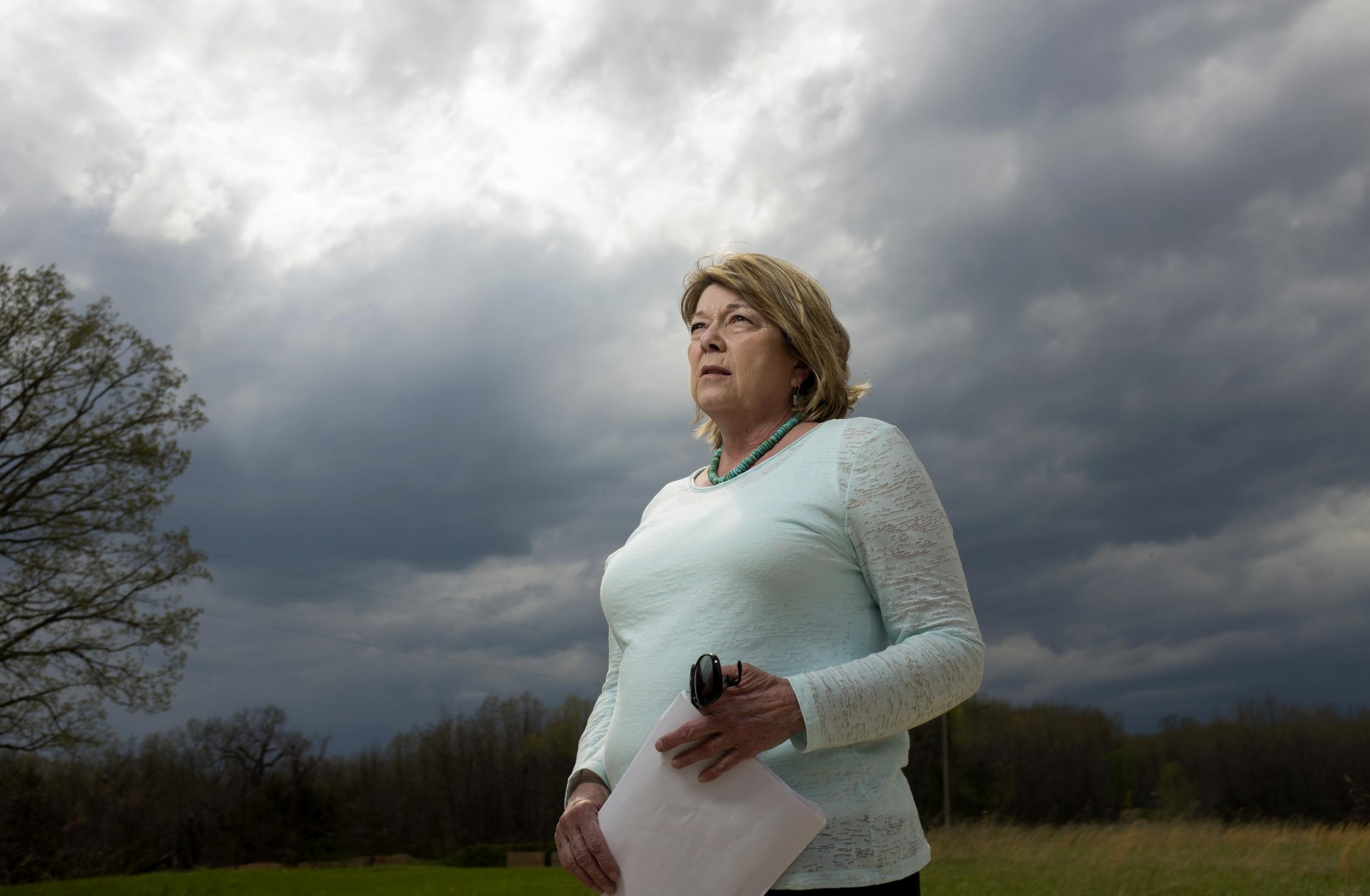 Image:  Sharie Keil, the mother behind Missouri Citizens for Reform and the financial backer of the movement.