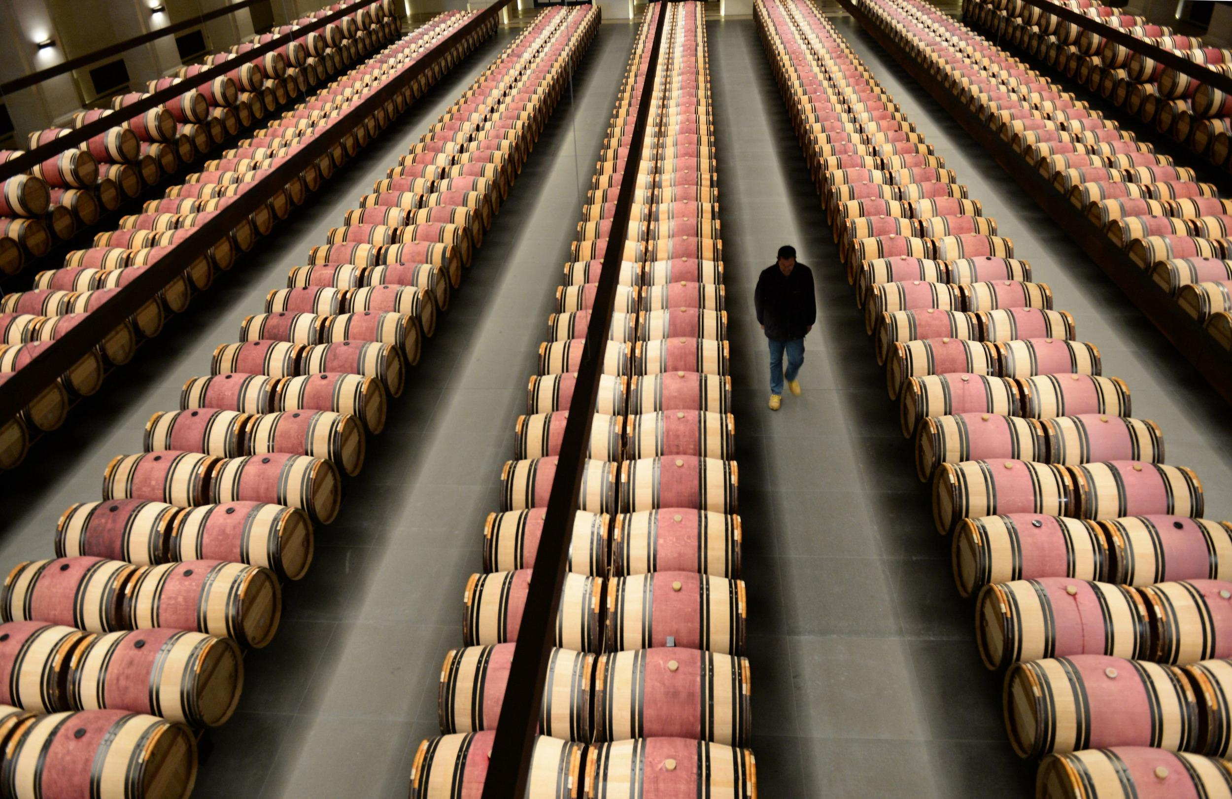 U.S. Overtakes France as World's Largest Wine Market - NBC ...