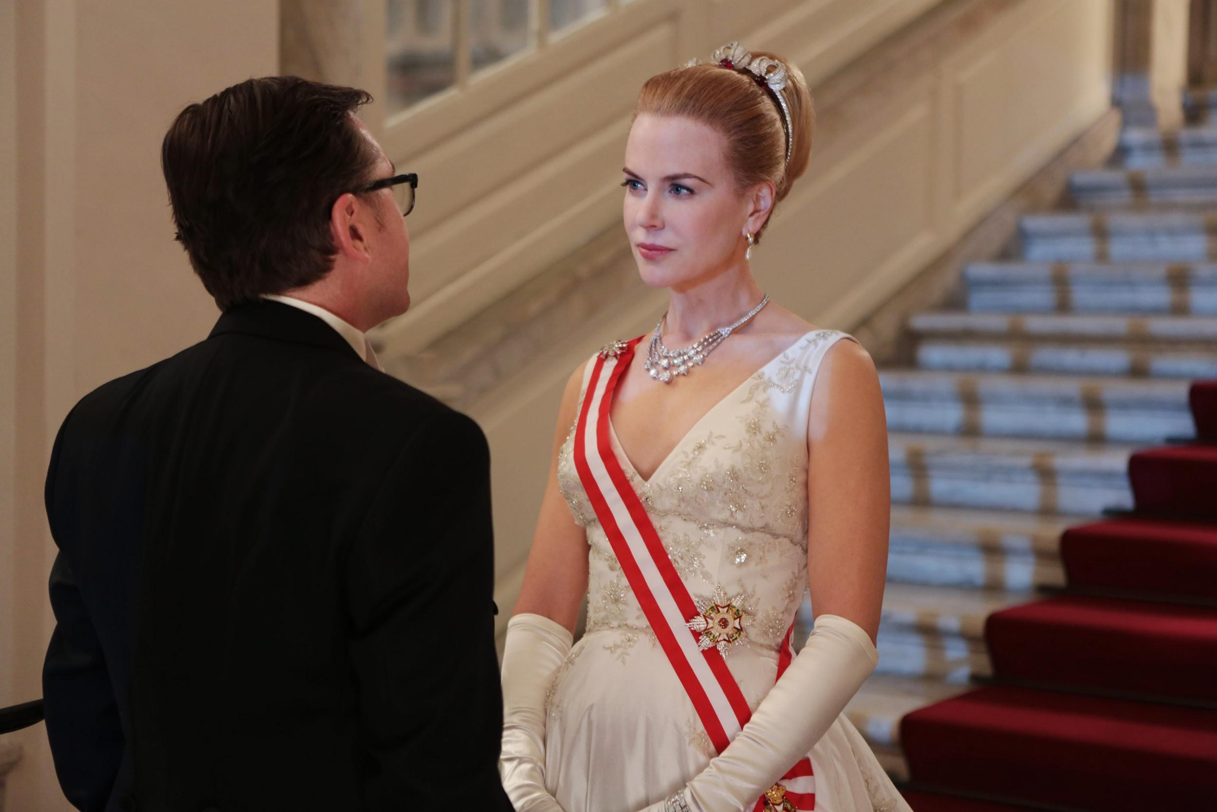 Image: Nicole Kidman as Grace Kelly in a scene of 'Grace of Monaco'