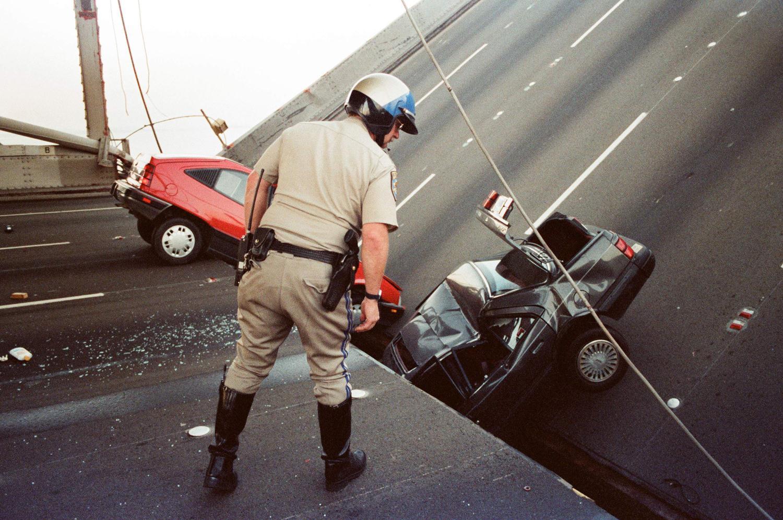 Image: Earthquake in 1989