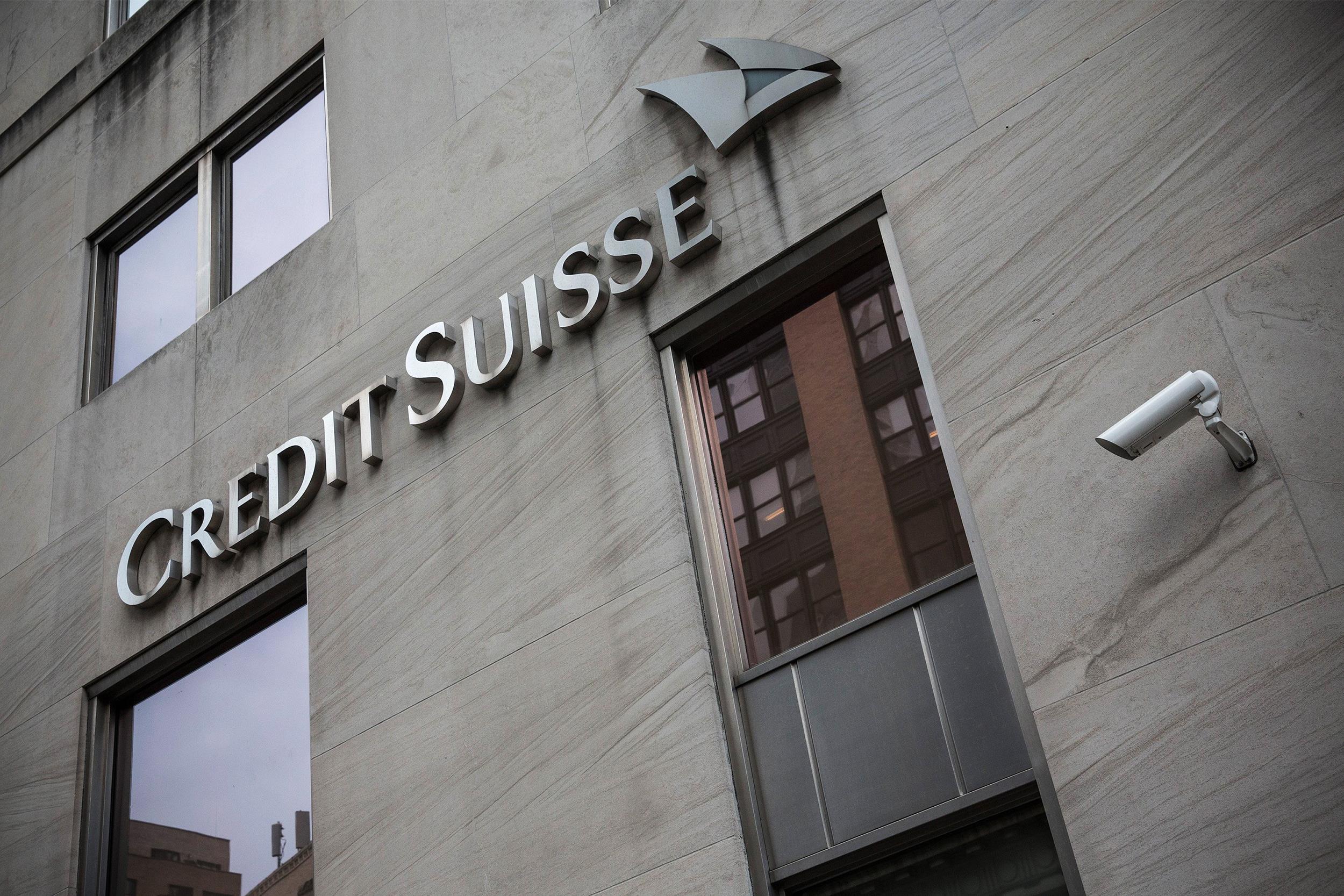 Image: Credit Suisse