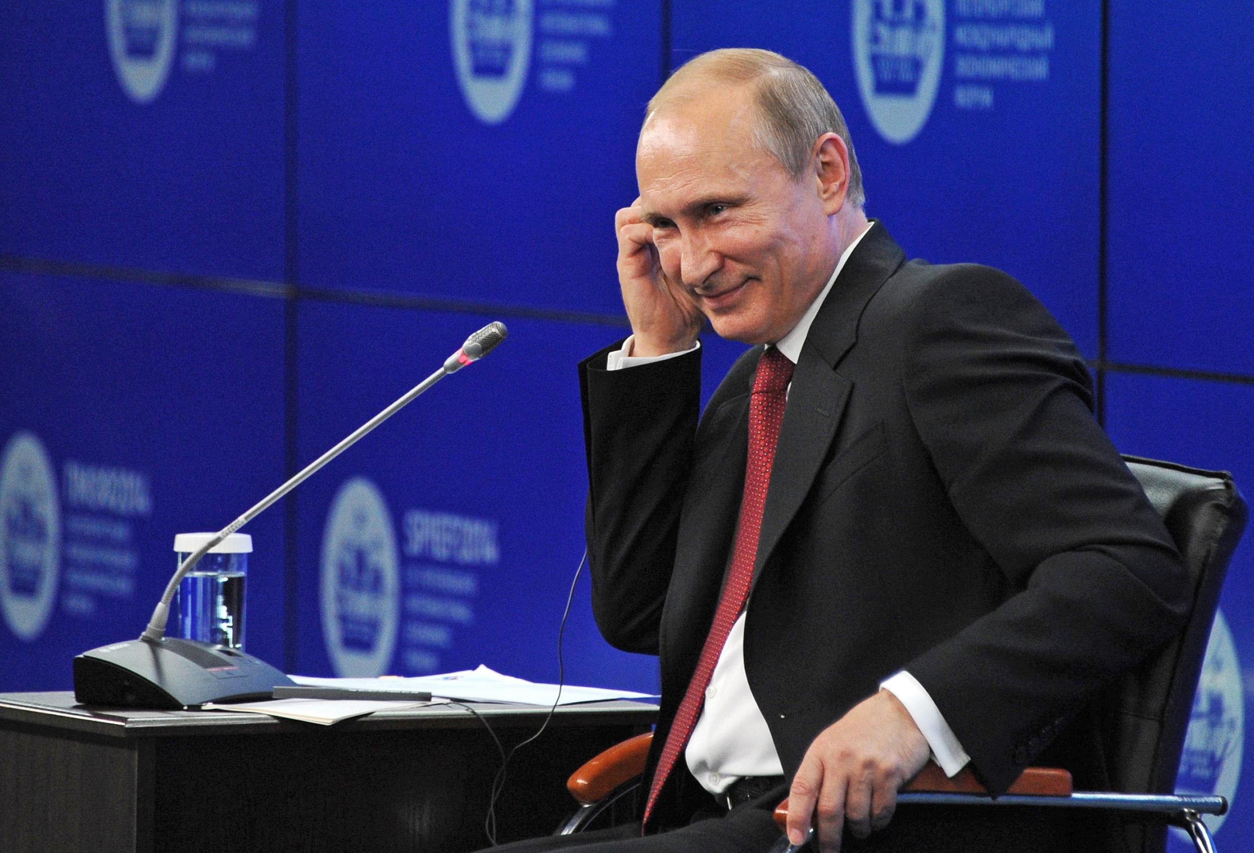 Image: RUSSIA-PUTIN