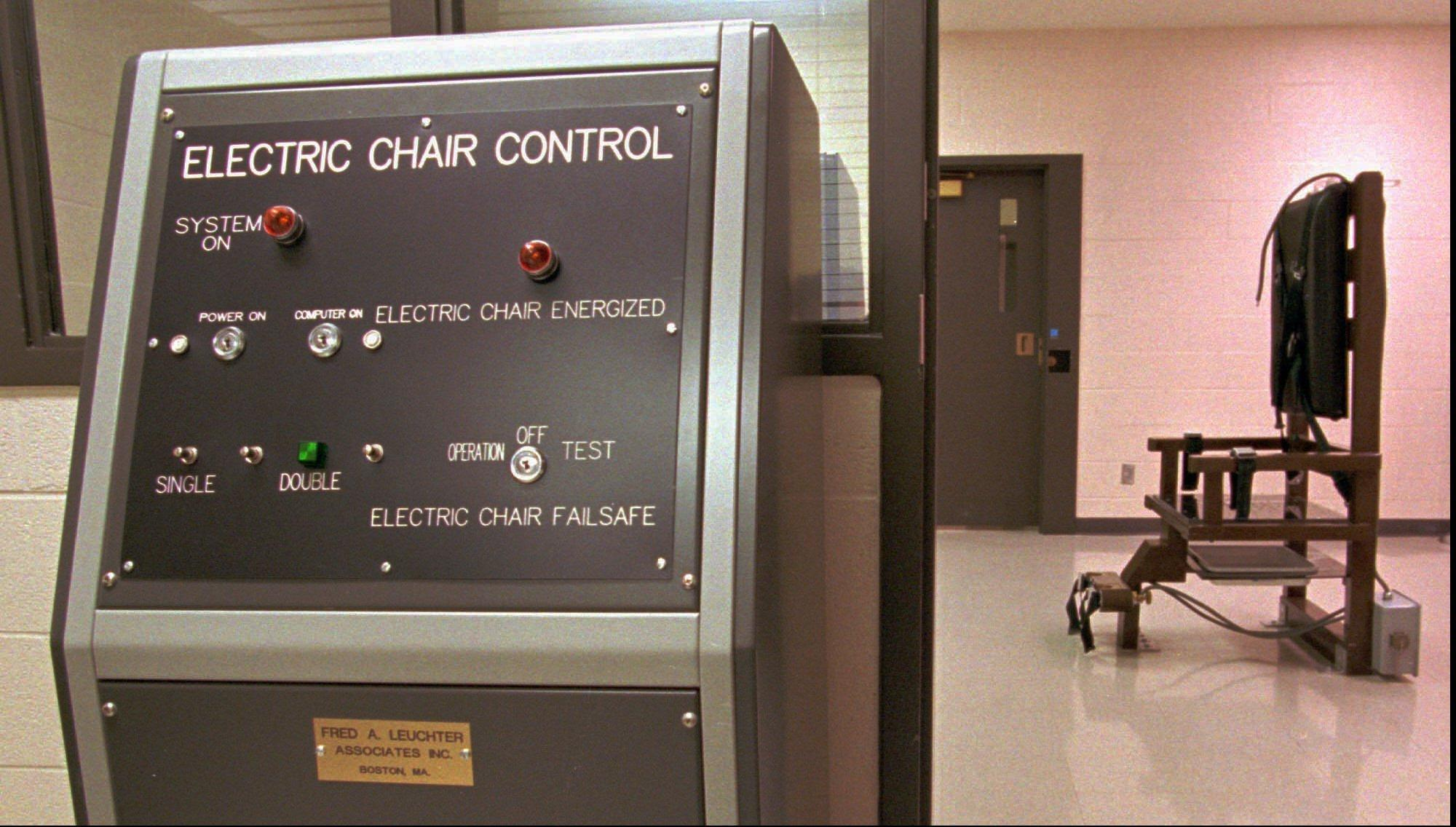 Til That That The Electric Chair In Tennessee Is