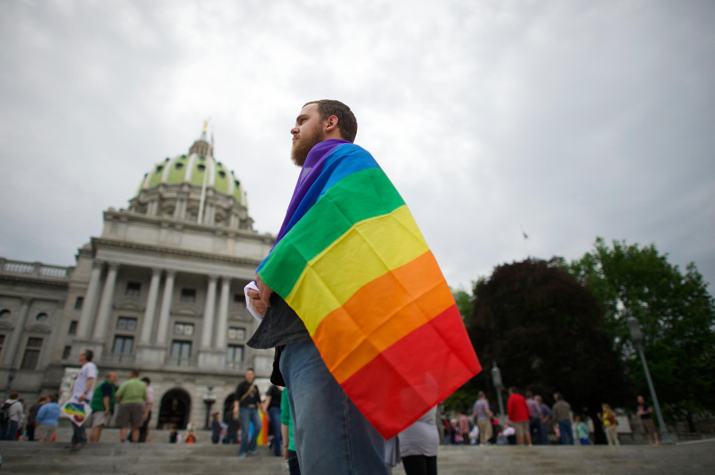 Pennsylvania same sex marriage laws