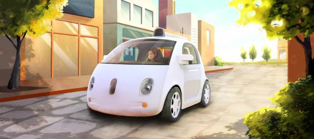 Hands Free: Driverless Cars