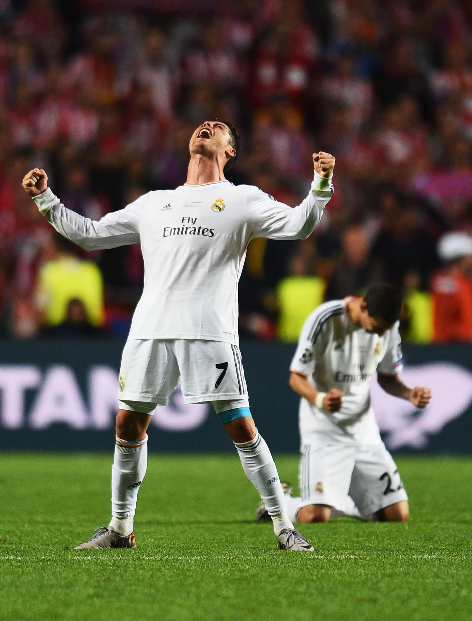 Image: Real Madrid v Atletico de Madrid - UEFA Champions League Final