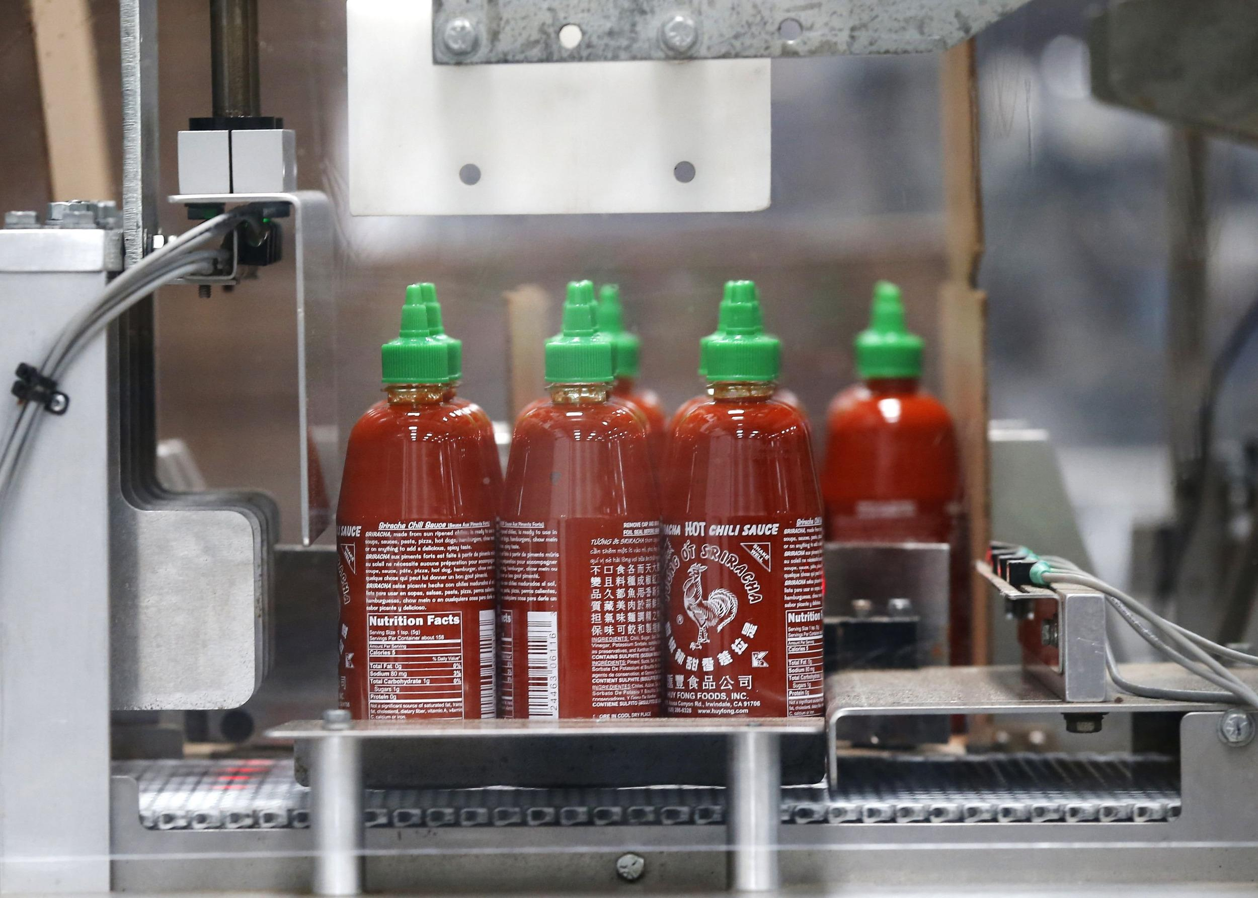 The fight is apparently over between the makers of Sriracha hot sauce and a small California city that said its factory's smells were unbearable.