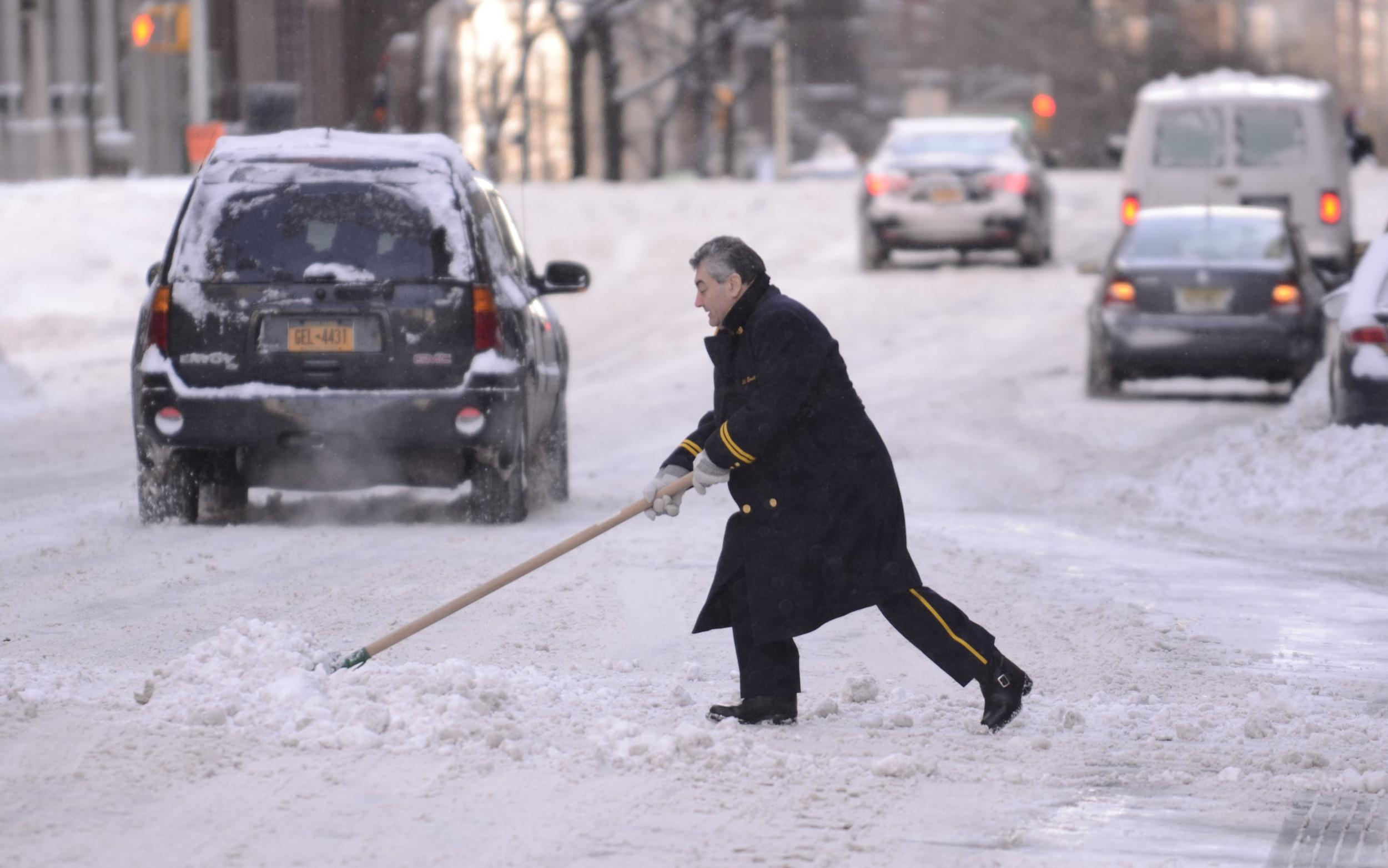 Government data show that the rough winter may have had a larger impact on businesses than initially thought.