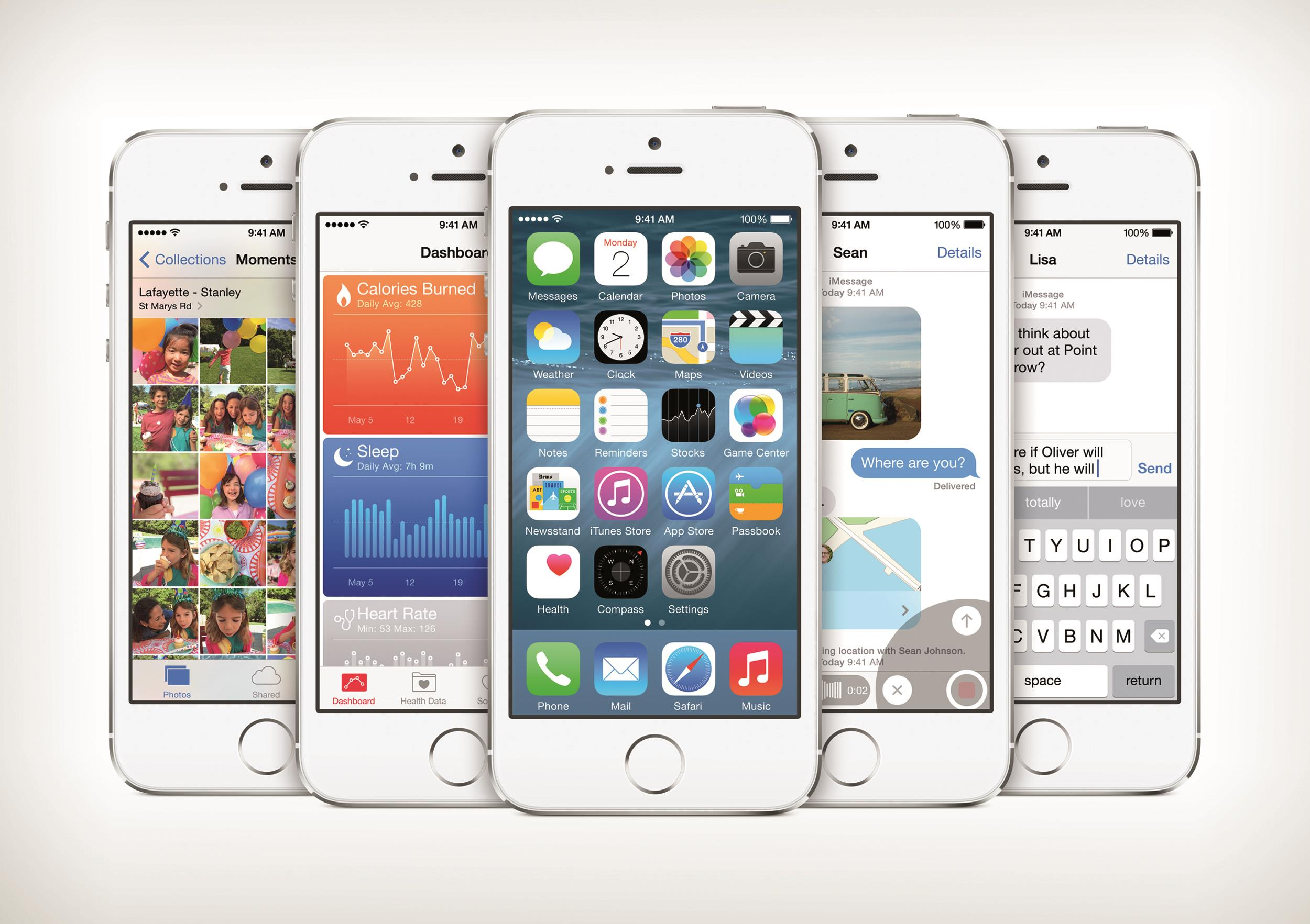 Apple's iOS 8