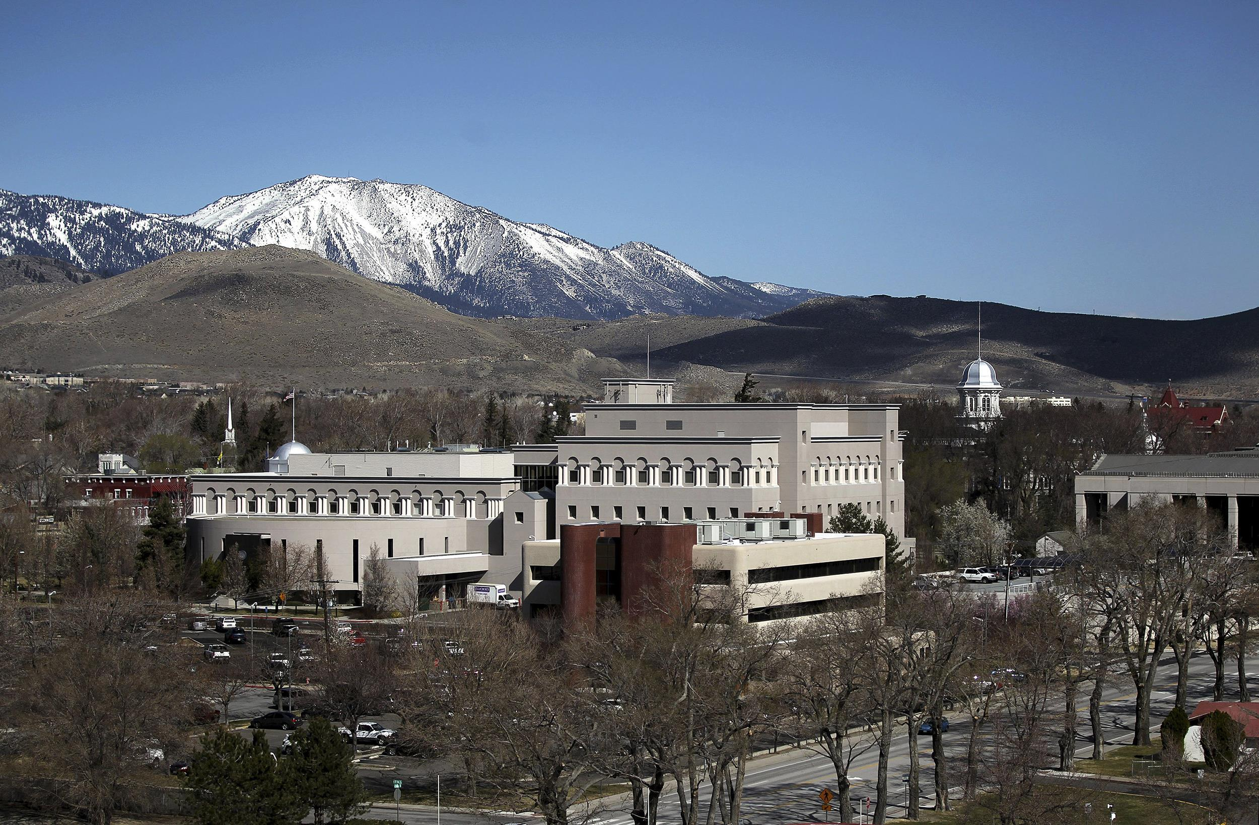 Temperatures Rising Carson City Leads Nation In Warming Trend